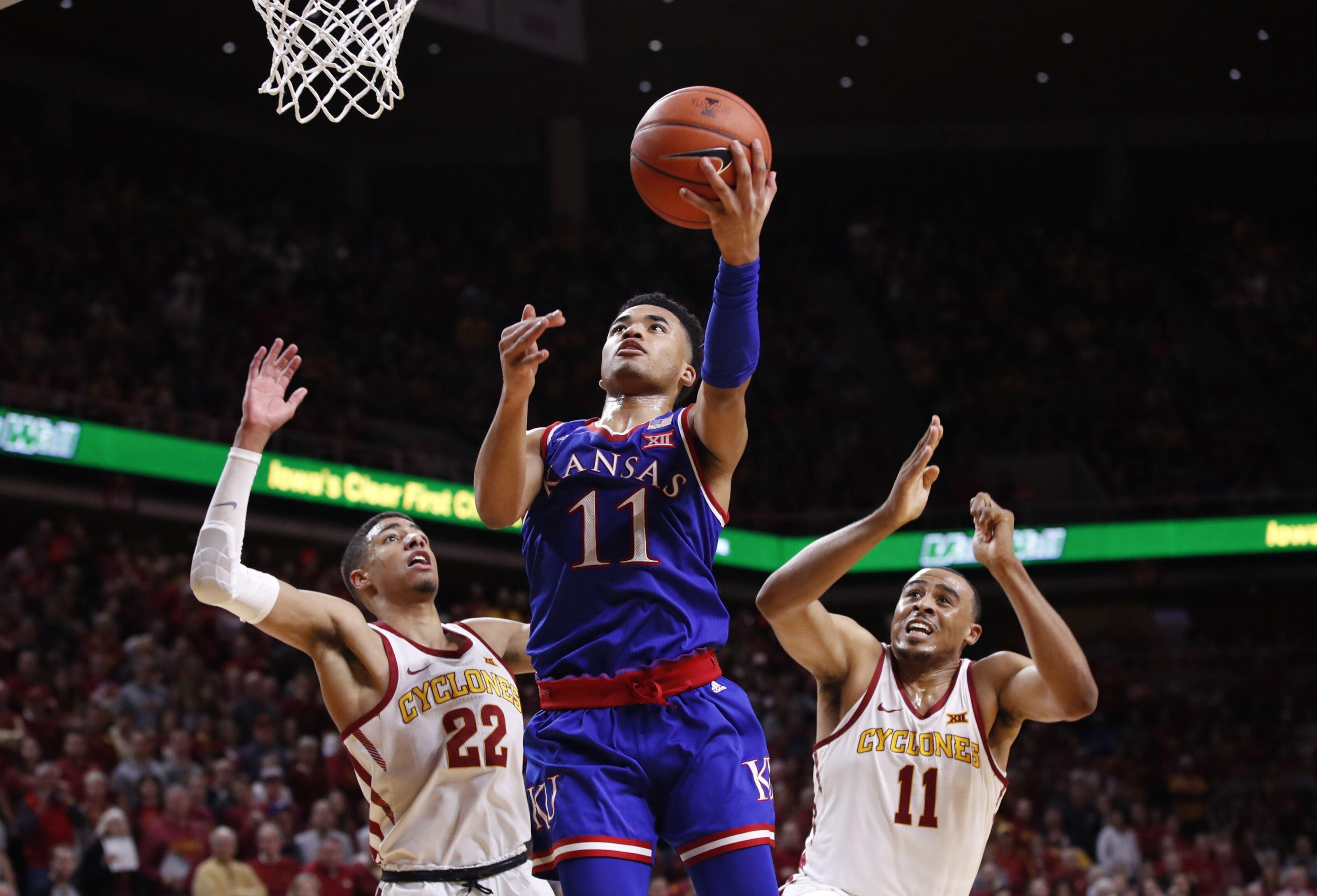 Kansas Basketball: The most intriguing Big 12 matchups for the Jayhawks
