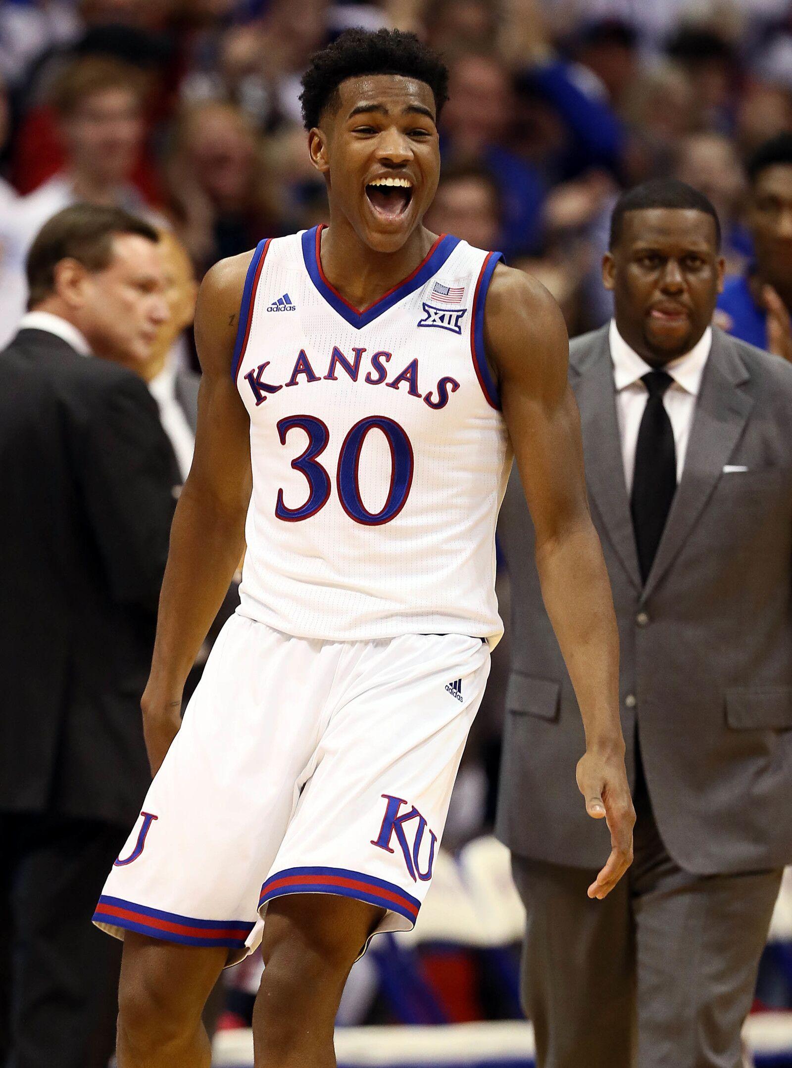 Kansas basketball player spotlight: Sophomore Ochai Agbaji