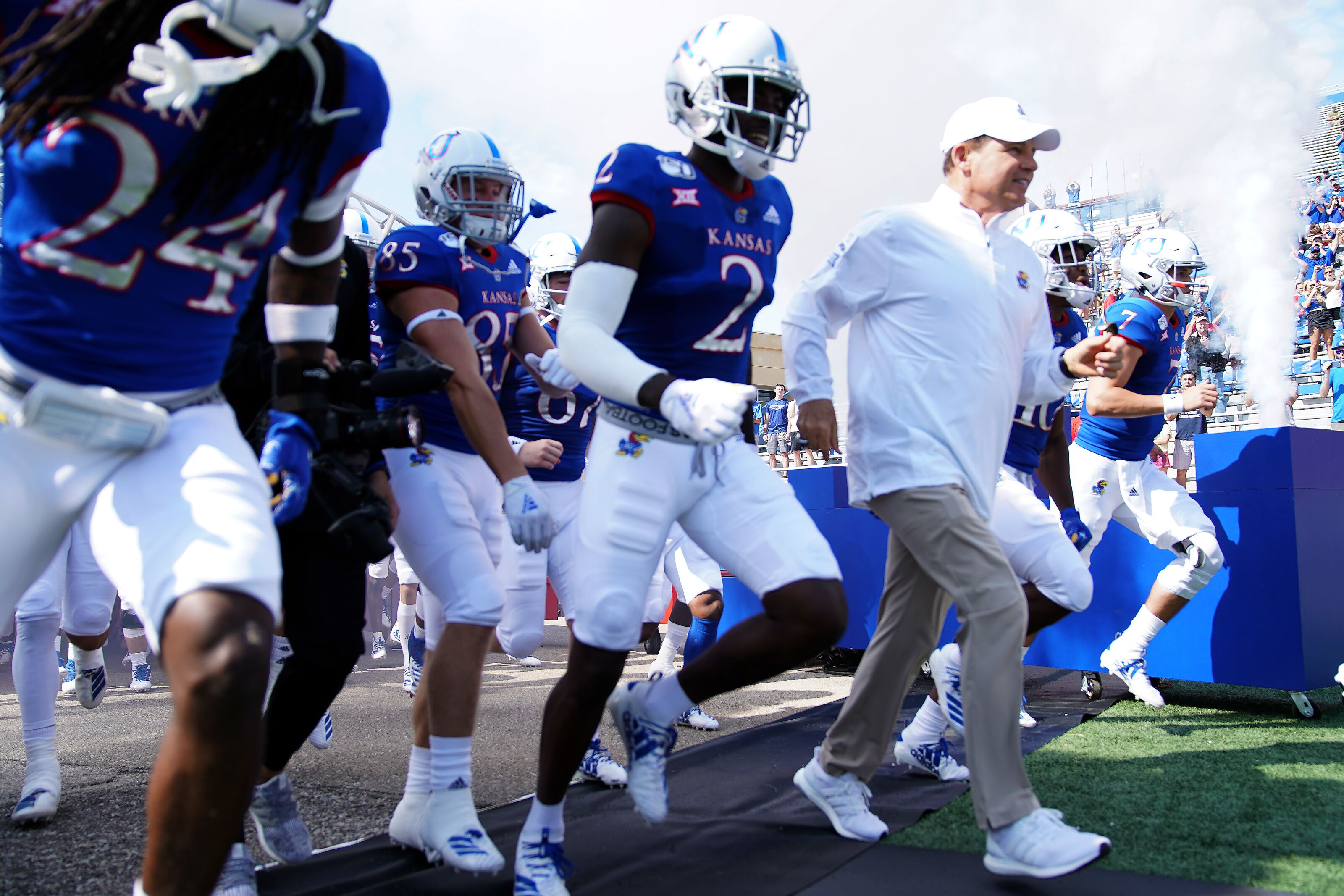 Kansas football can dominate West Virginia if they do these four things