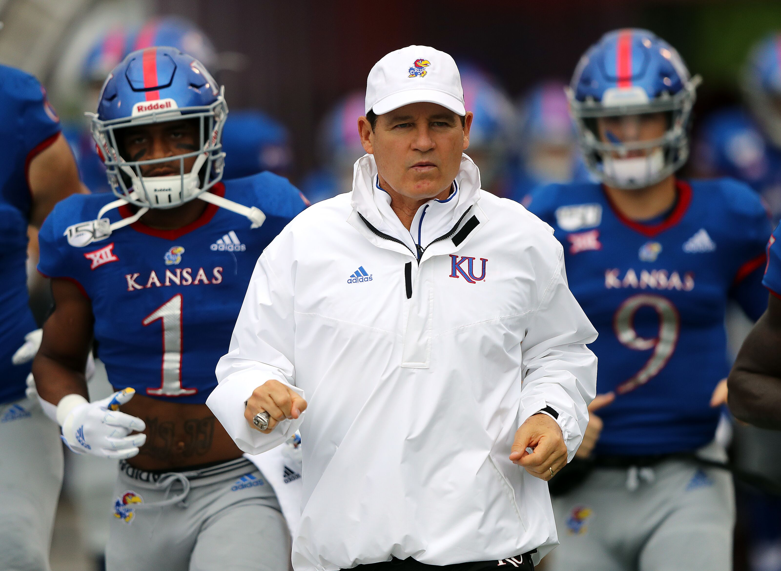 Kansas football: Jayhawks get a moral win in road loss to Texas