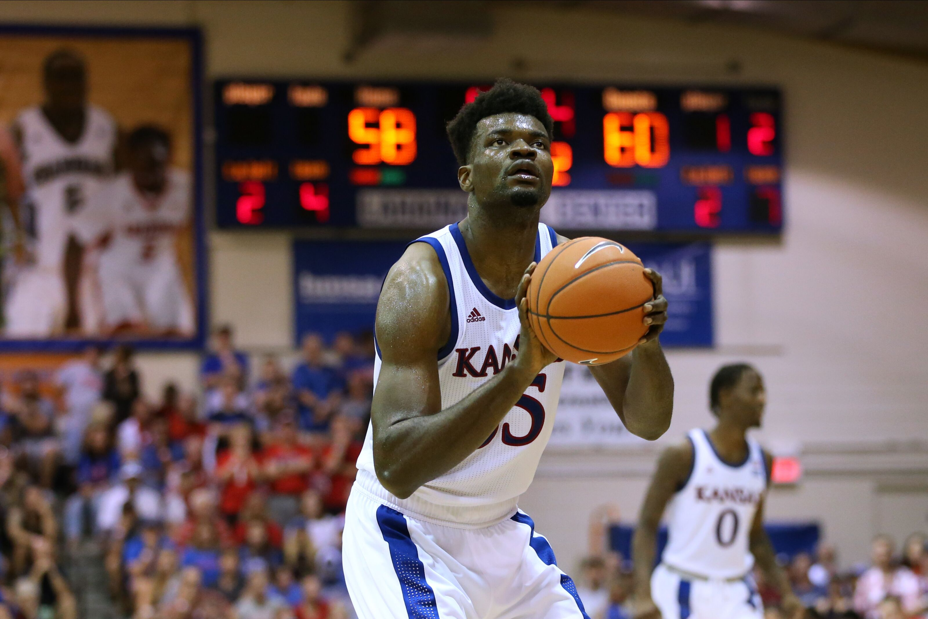 Kansas basketball: Jayhawks must solve free throw shooting woes