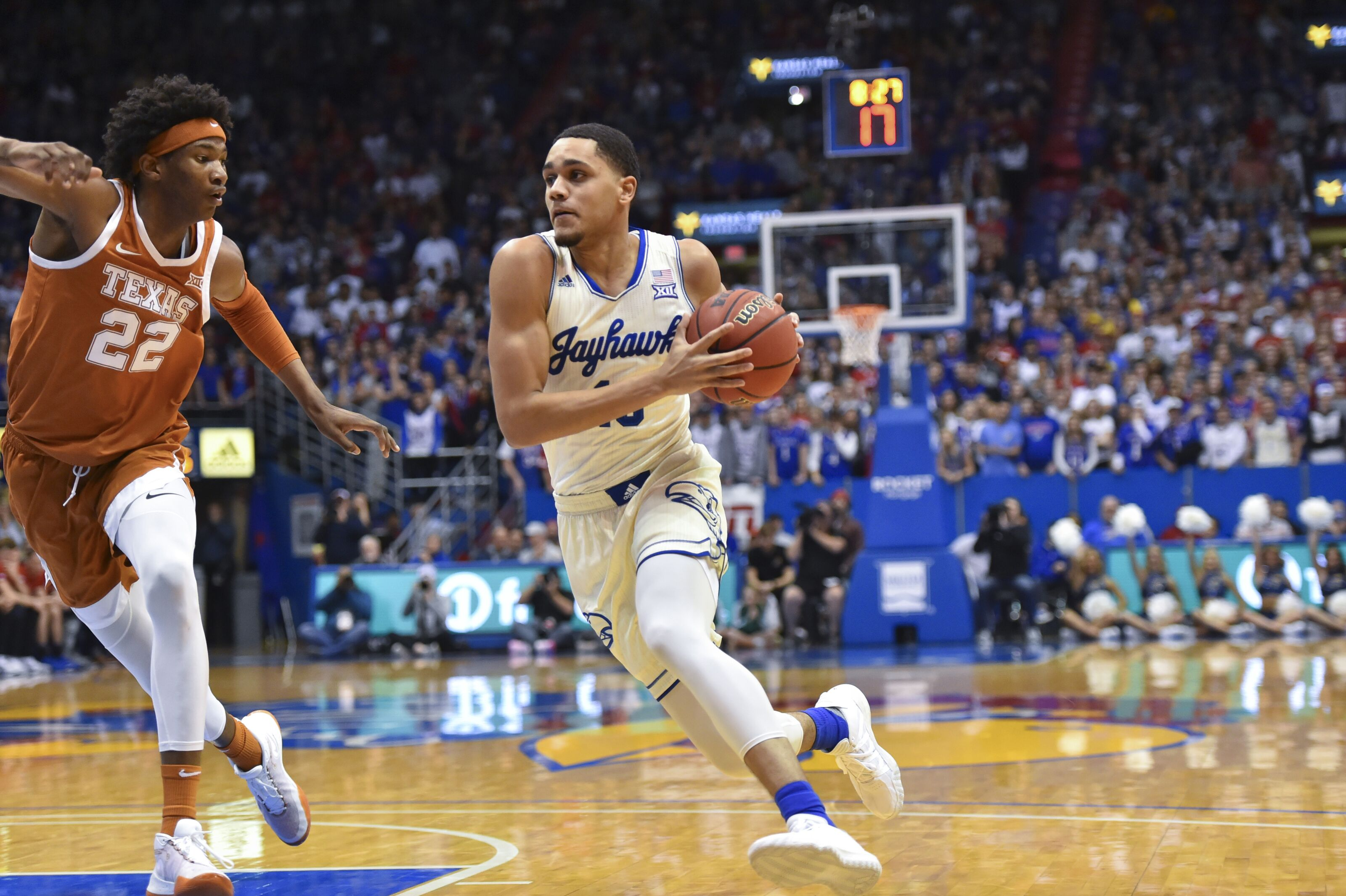Kansas basketball is the best team in the nation with a win at Baylor