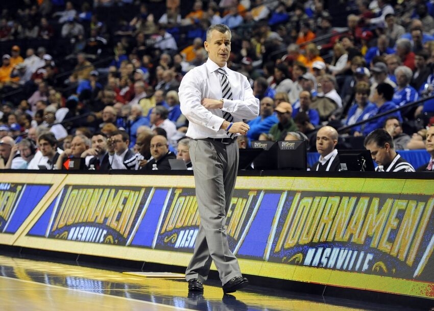 What Is Billy Donovan's Plan for the Thunder?
