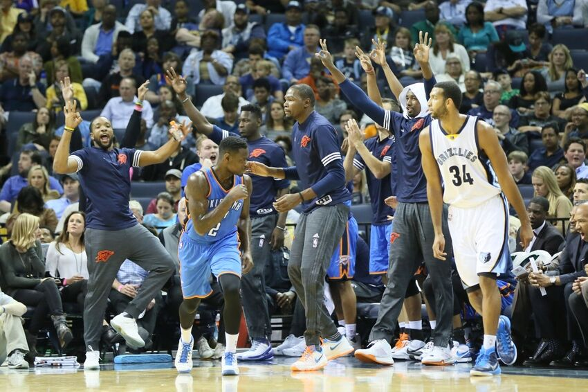 Oklahoma City Thunder 2015-2016 Schedule Review - Page 2