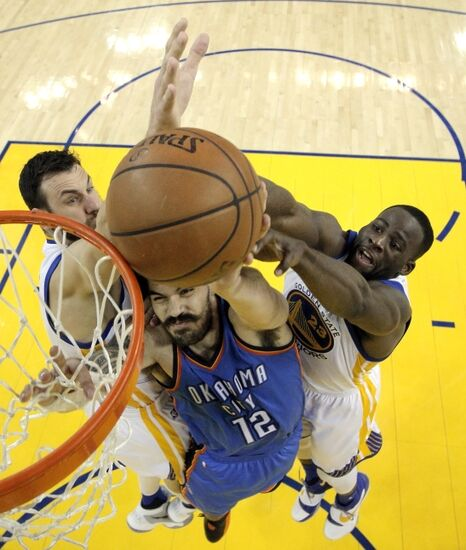 Three Stats From Game Five: OKC Is A-okay