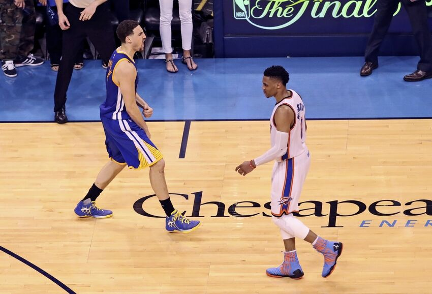 WCF 2016: Thunder-Warriors Game 7 Preview - Thunderous Intentions - An Oklahoma City Thunder Fan ...