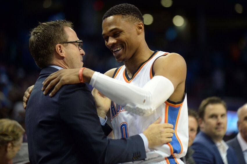 Oklahoma City Thunder Need To Keep Coming Against Wizards