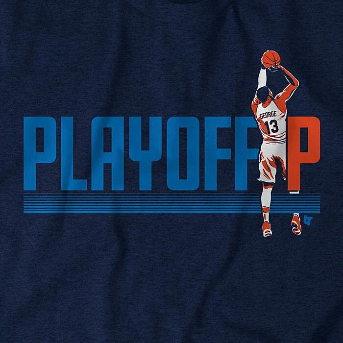 size 40 3c635 9d684 OKC Thunder fans love Playoff P, so go ahead and grab a shirt