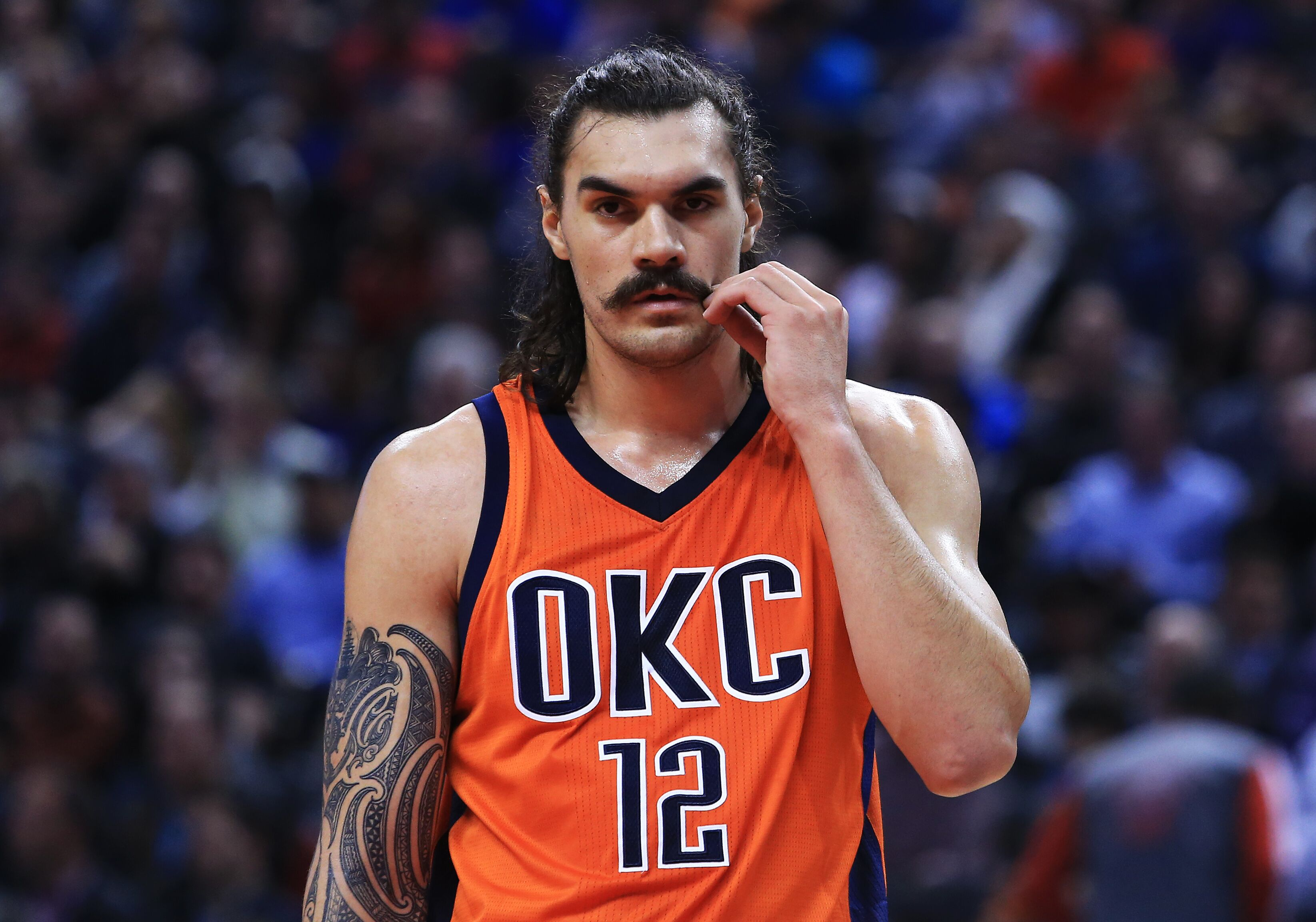 Steven Adams Most Interesting Man On Okc Thunder