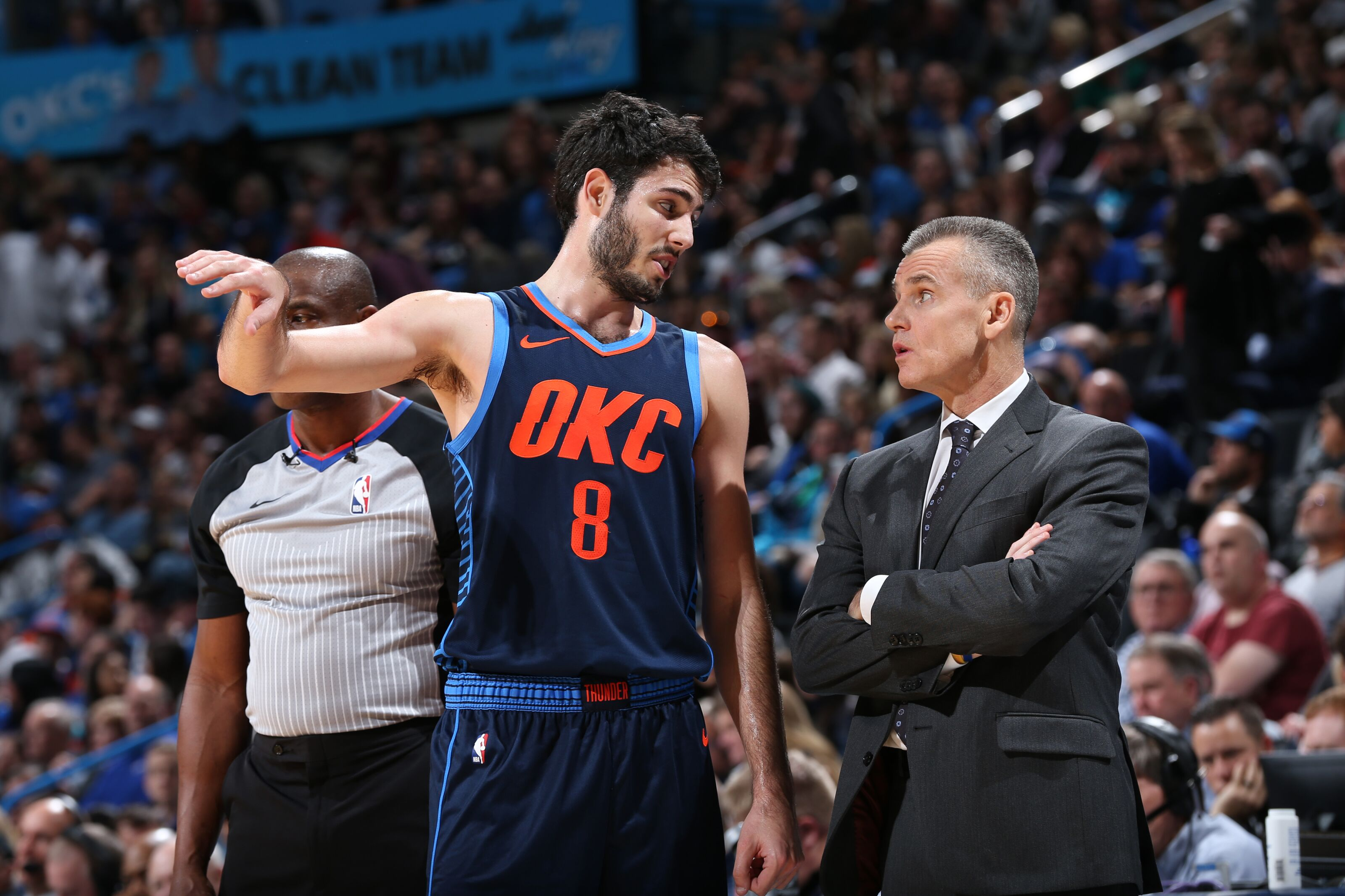 OKC Thunder failed to replace Alex Abrines and its hurt them big time