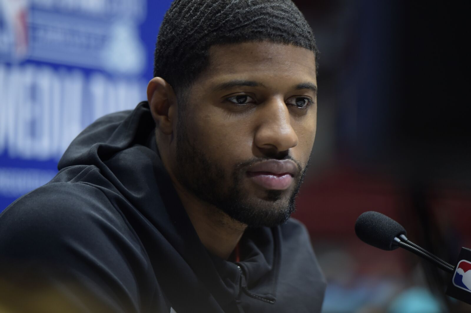 OKC Thunder star Paul George hits center stage at 2019 NBA All-Star Game