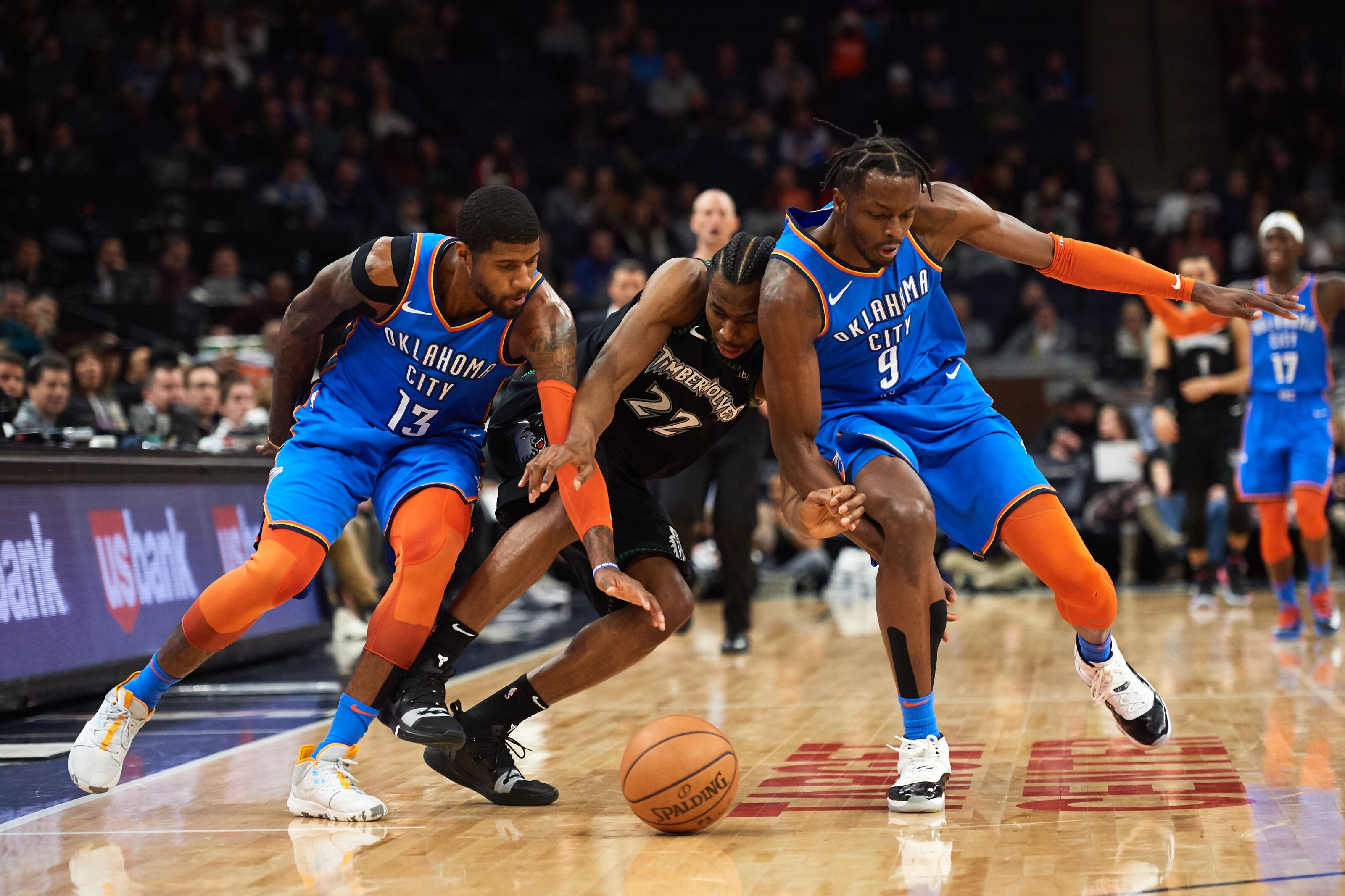 6e4ef82f9bb OKC Thunder: Daily playoff seed update and game review, April 7