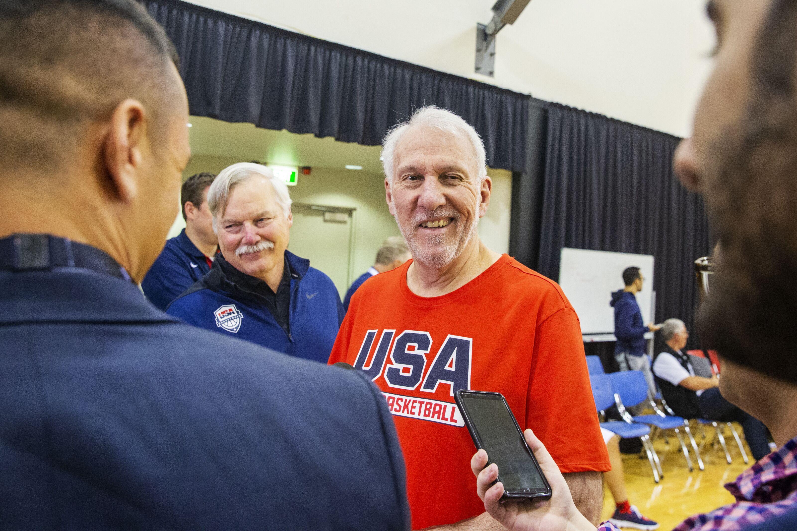 Australia ends Team USA 78 game consecutive win streak in FIBA exhibition action