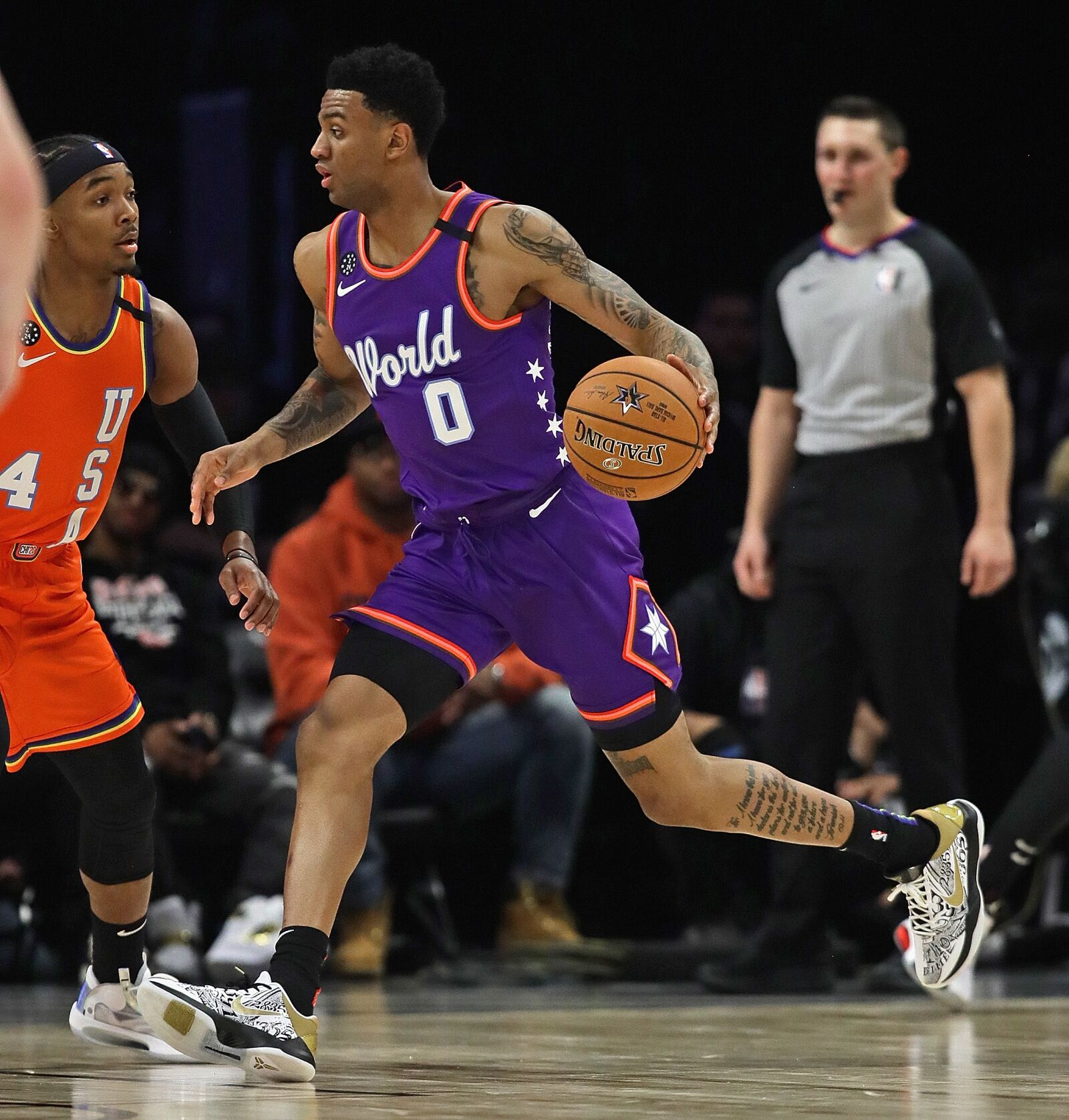 OKC Thunder: Shai Gilgeous-Alexander gets ample support at Rising Stars Game