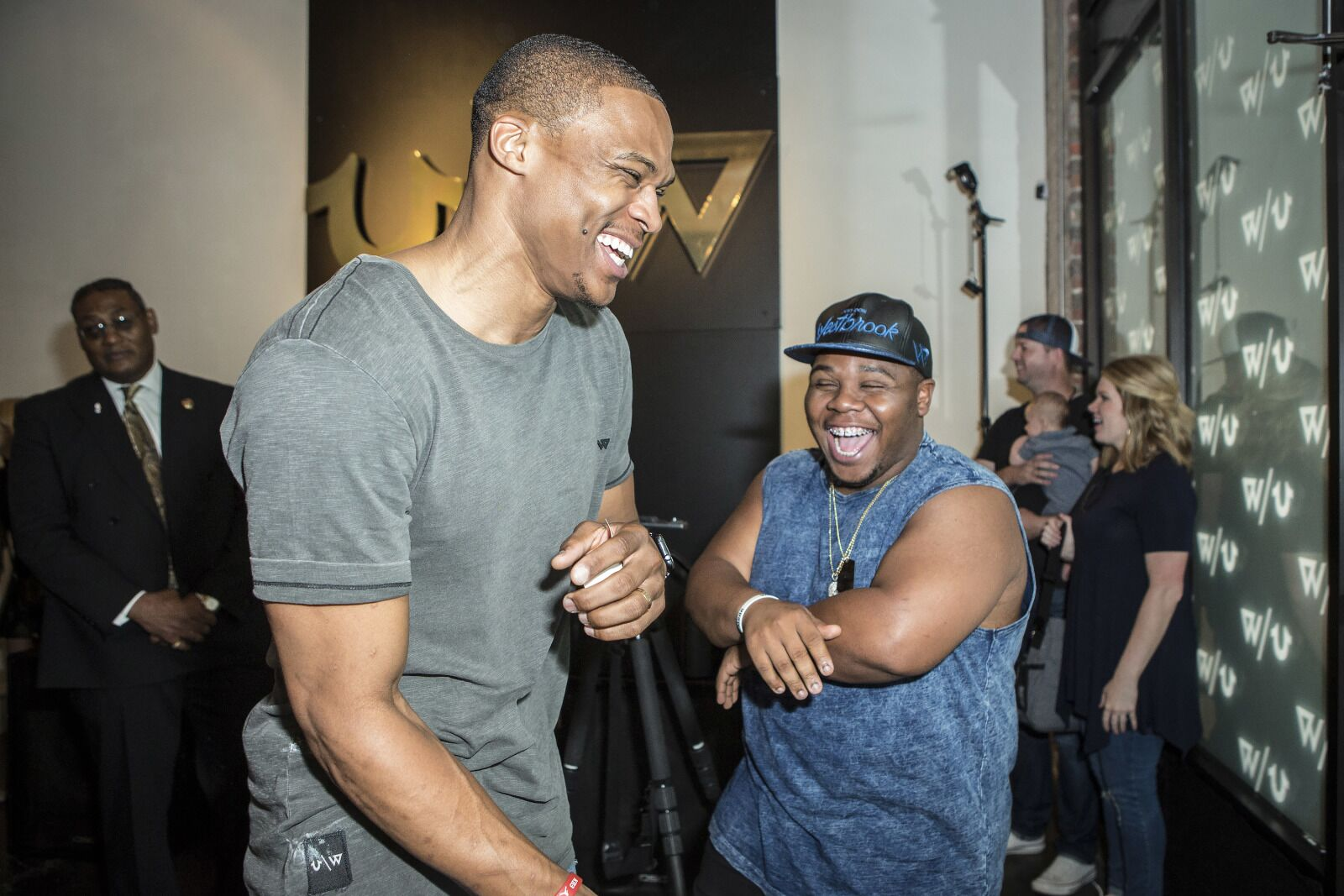 OKC Thunder star Russell Westbrook honors brother\'s accomplishment ...