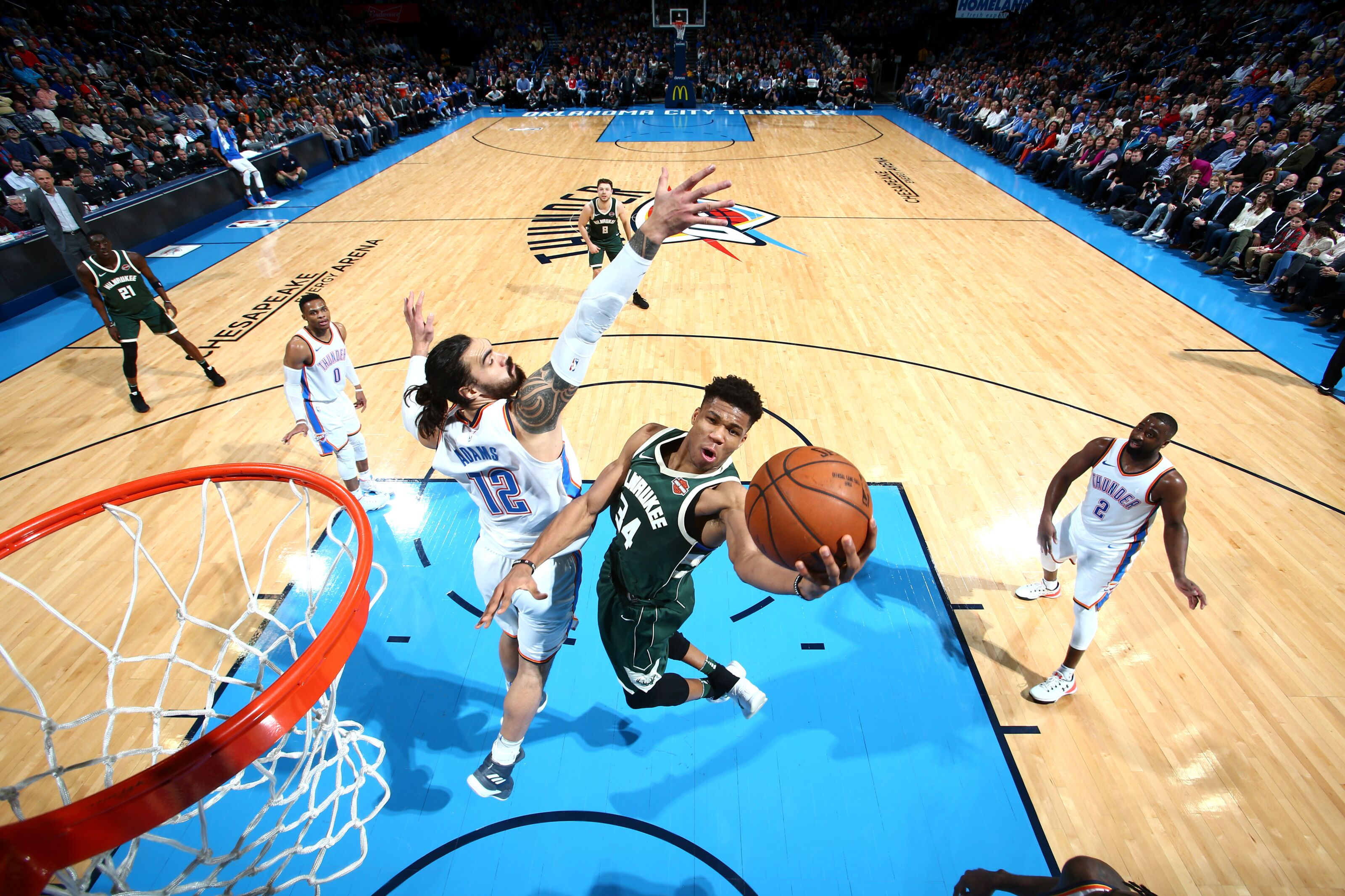 f564d81a6a5 OKC Thunder Game day preview  last preseason game