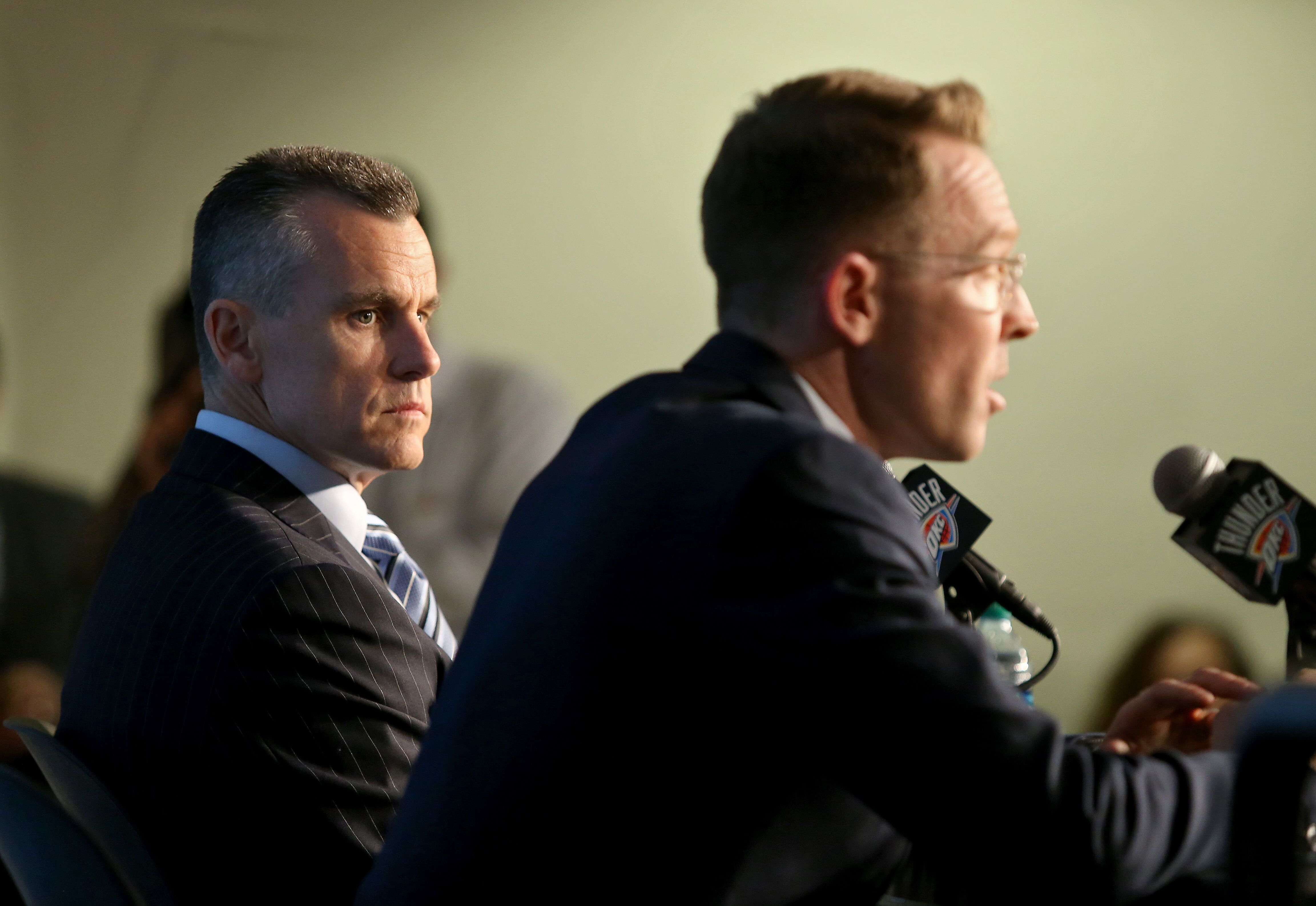 OKC Thunder and Sam Presti received death threats for trading Paul George