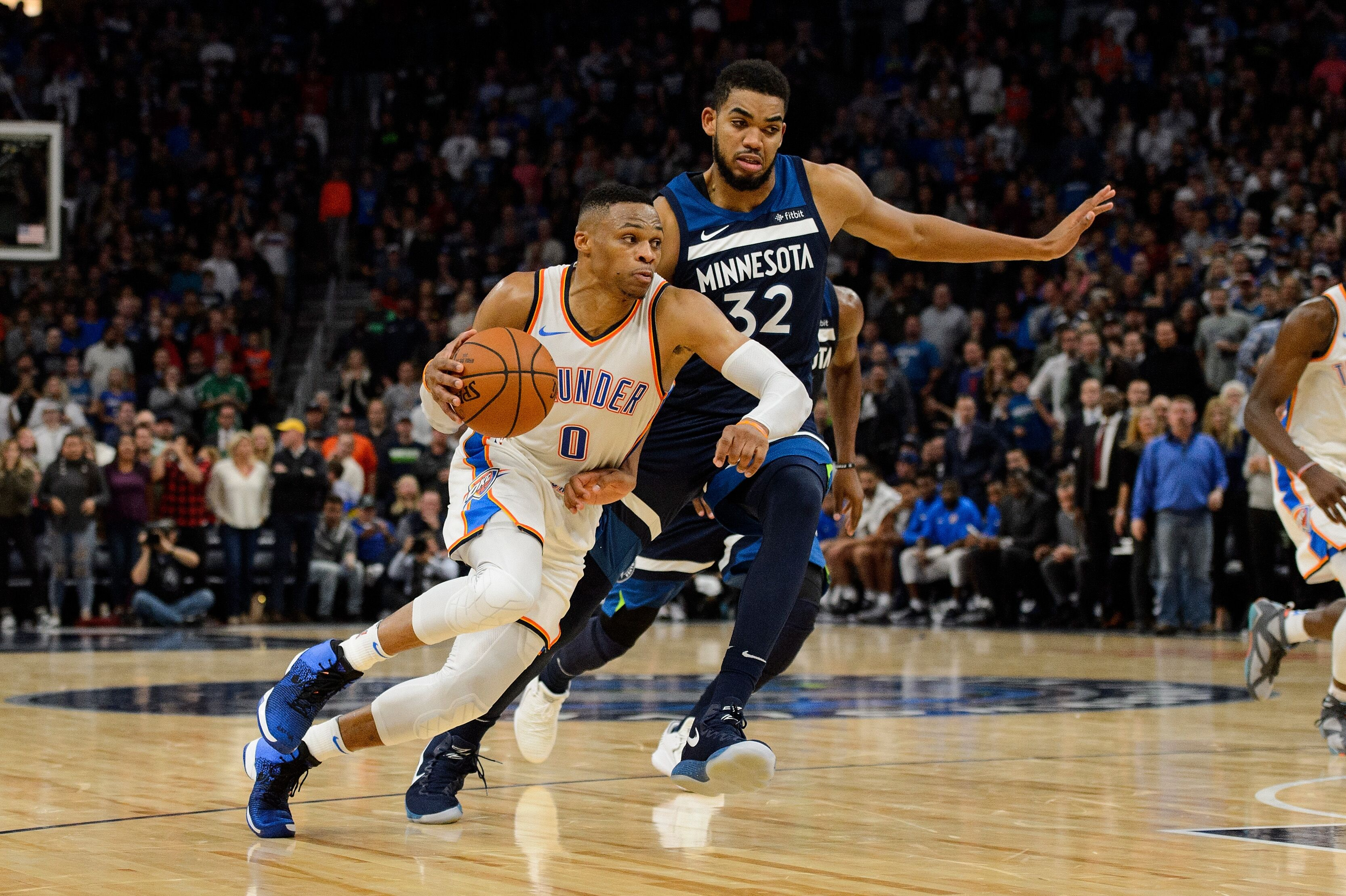 Preview: OKC Thunder visit Minnesota looking to end current skid