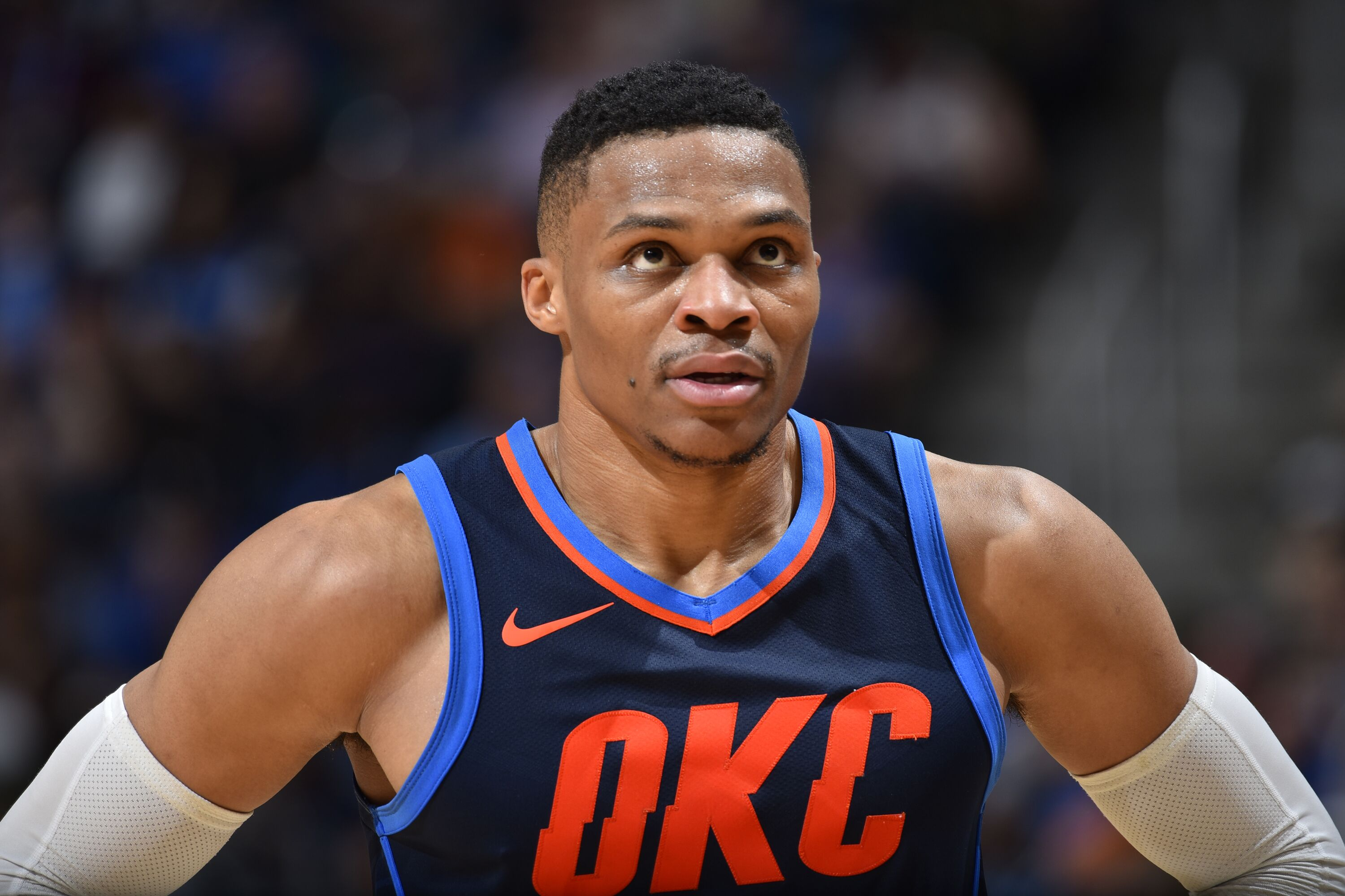 OKC Thunder star Russell Westbrook