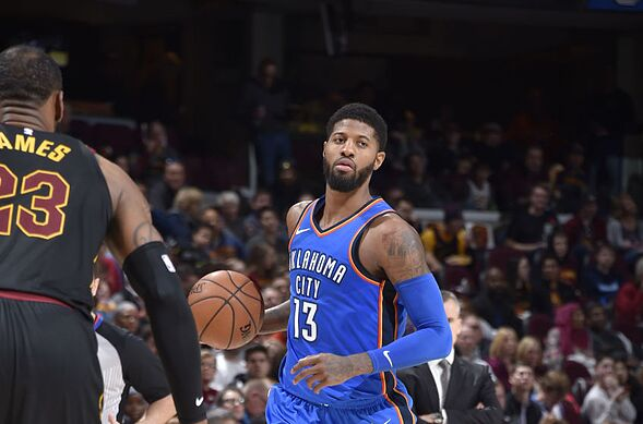 the latest 9b7e0 e1618 Five takeaways from the OKC Thunder's thrashing of the ...
