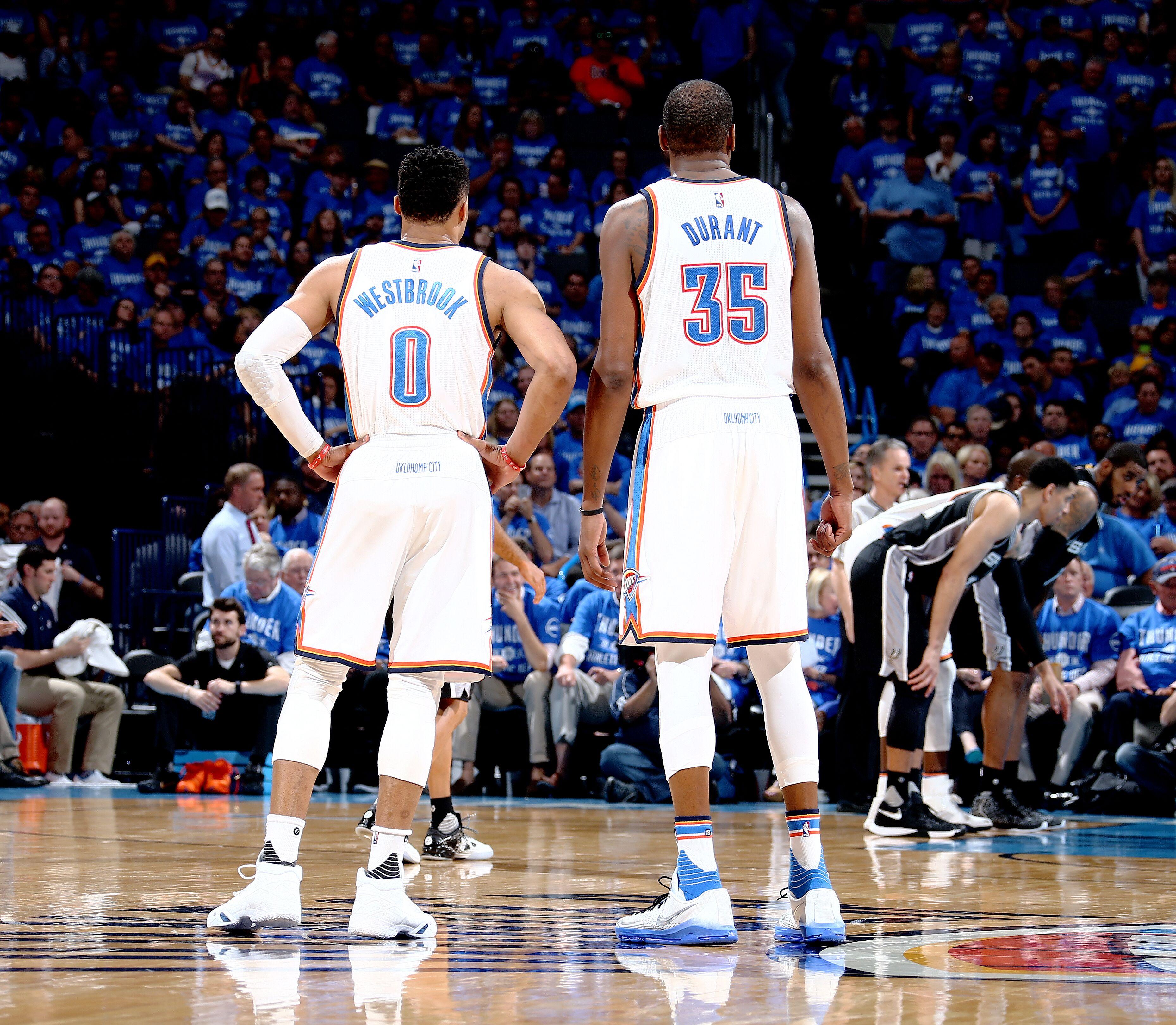 Oklahoma City Thunder: Top Scorers All-time