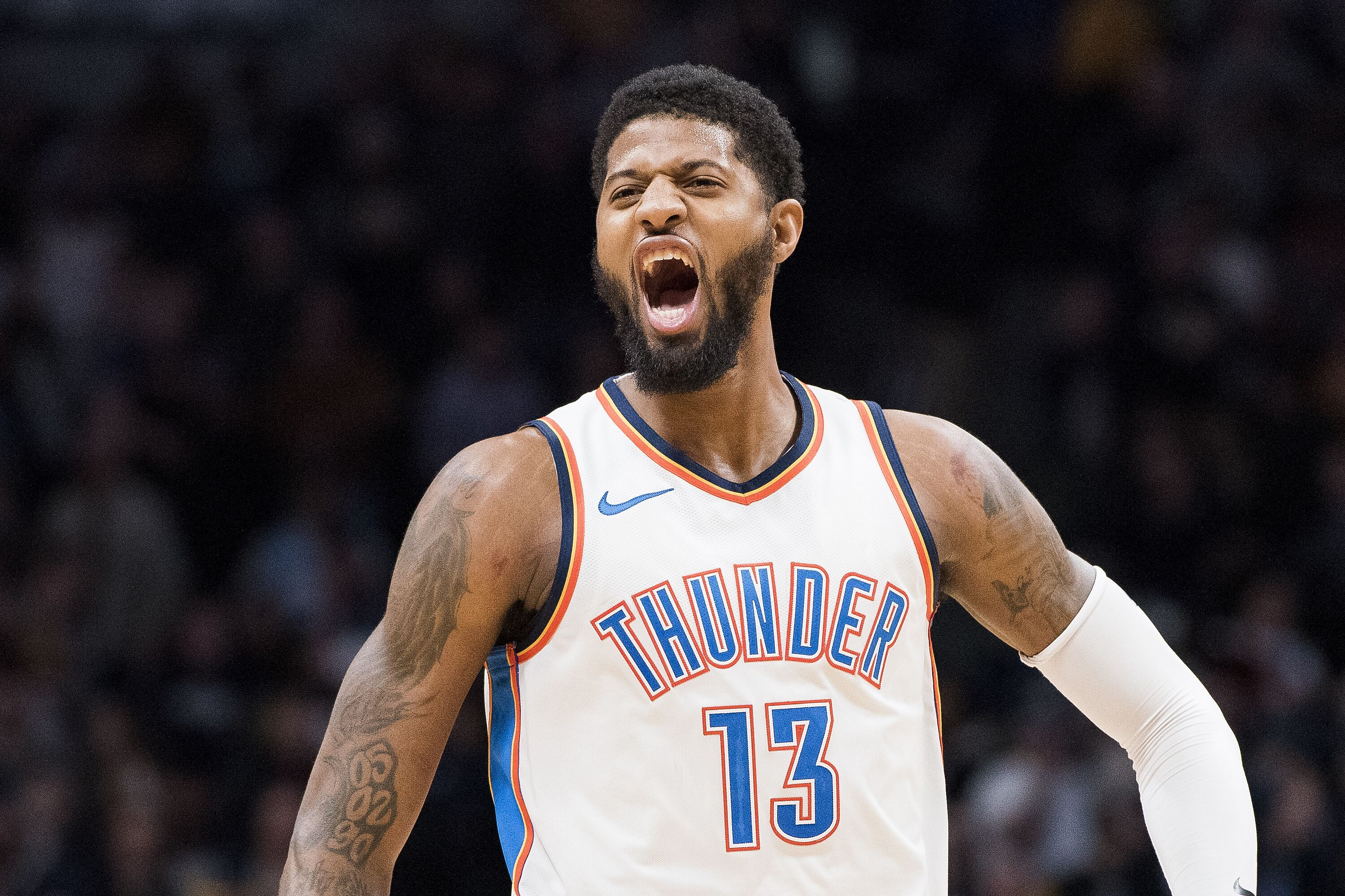 Paul George: Paul George's Chances Of Re-signing With OKC Thunder