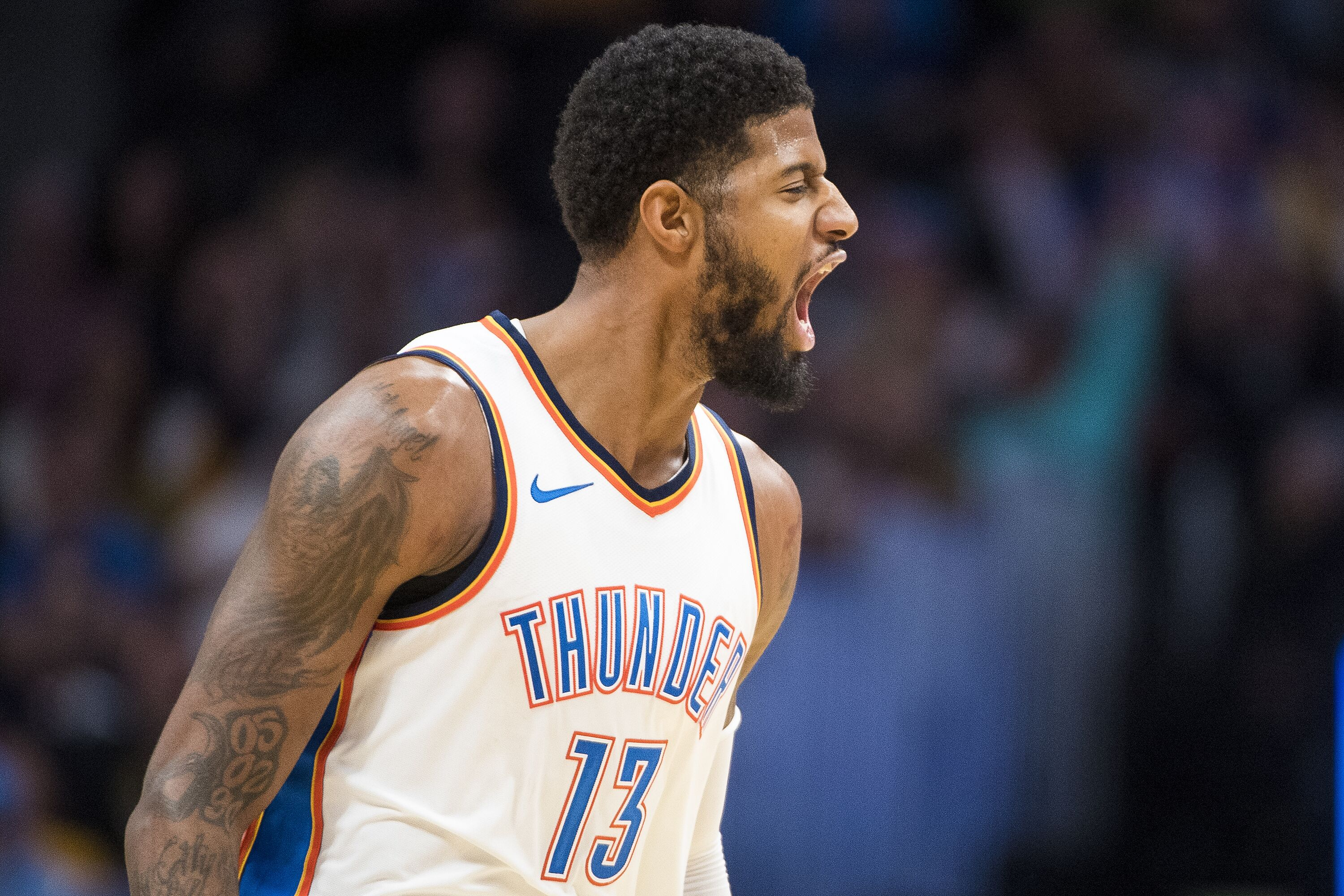 Paul George: Film Room: OKC Thunder Team Defense Spoils Paul George
