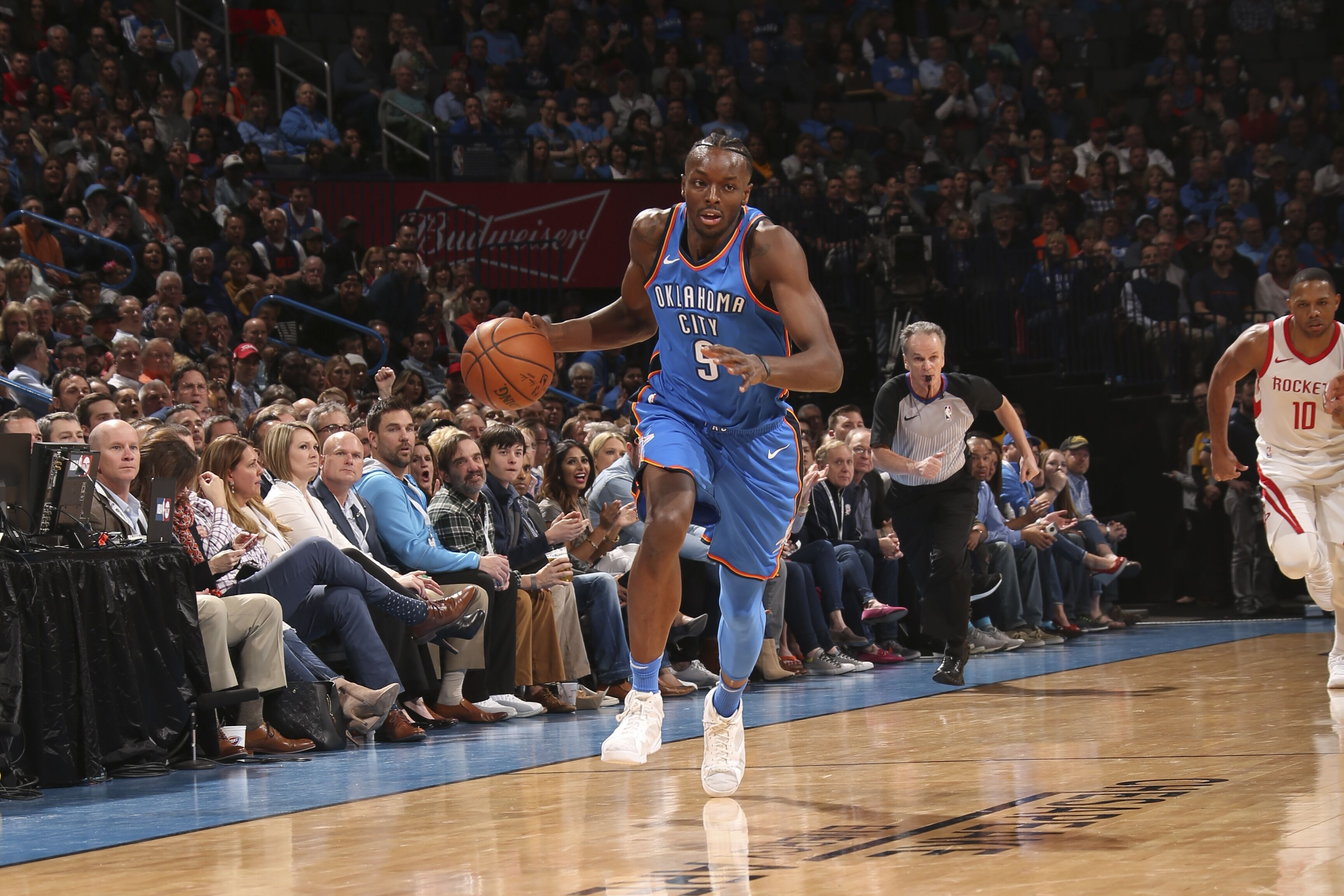 262b547fc9f7 4 OKC Thunder players who need to up their game this season