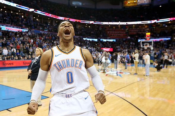Its been a few years of drama, but now the OKC Thunder can finally get  back to what they do best shocking the world.