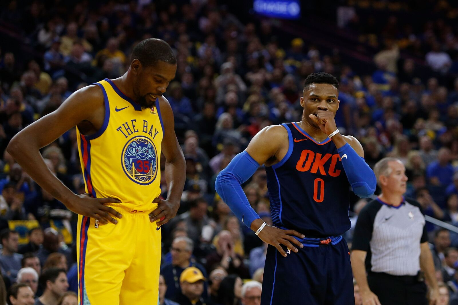062a6da7e364 Ziller wisely suggests legacy pitch for Durant  should Thunder be among  suitors