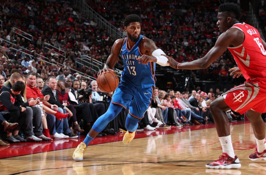 88cea18acae Player Grades  OKC Thunder grind out important win over Rockets