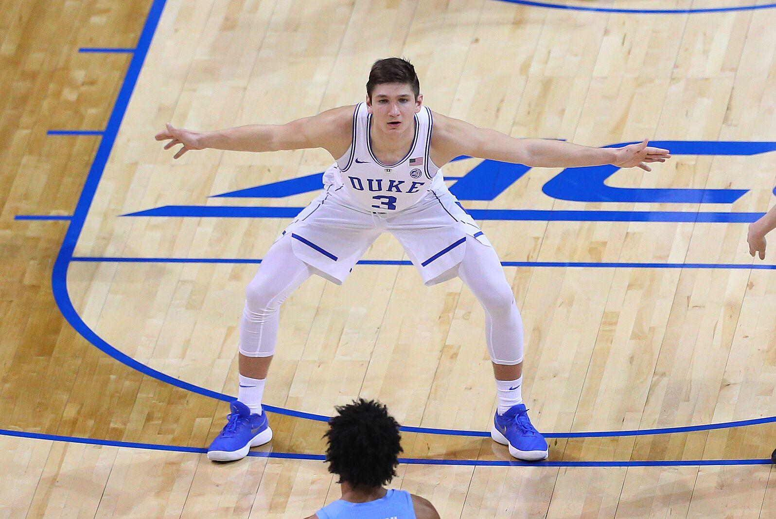 0892363e50e NBA Draft : Grayson Allen - Prototypical Duke shooting talent - Page 3