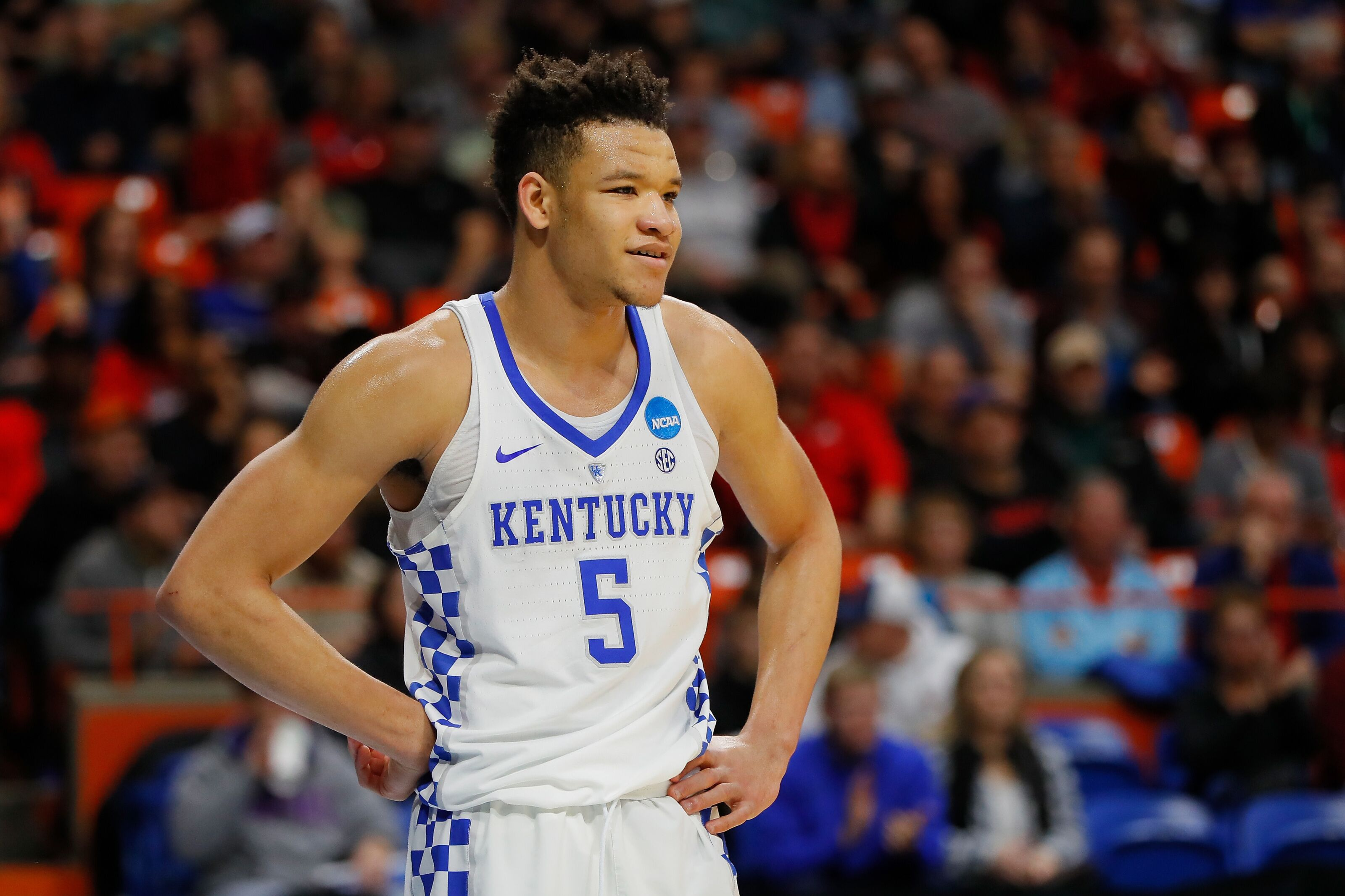Uk Basketball: NBA Draft: School Of Hard Knox: Kevin Wants To Prove He Is