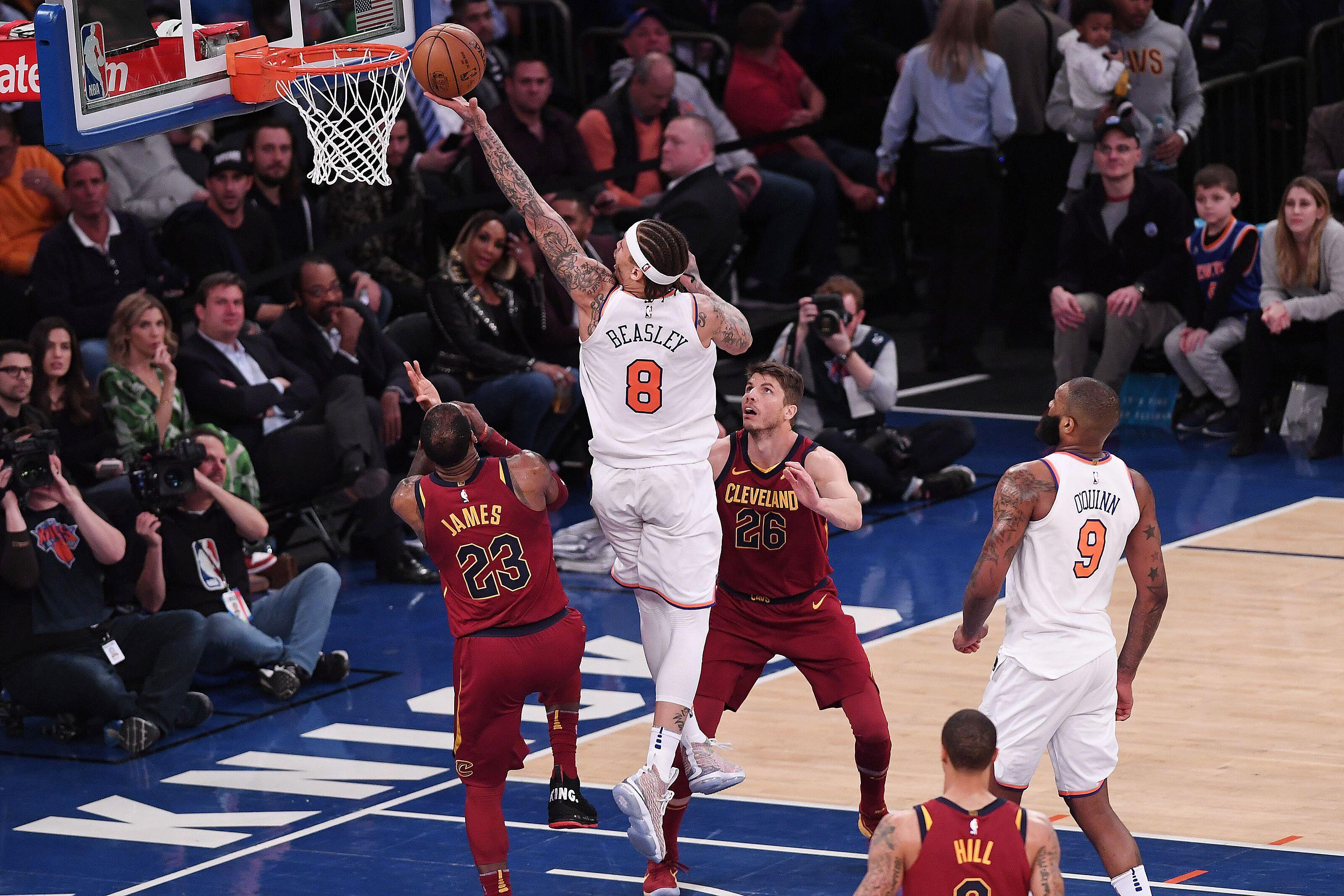 b6fb11b1717 2018 NBA Free Agency  Michael Beasley may offer spark Thunder seek