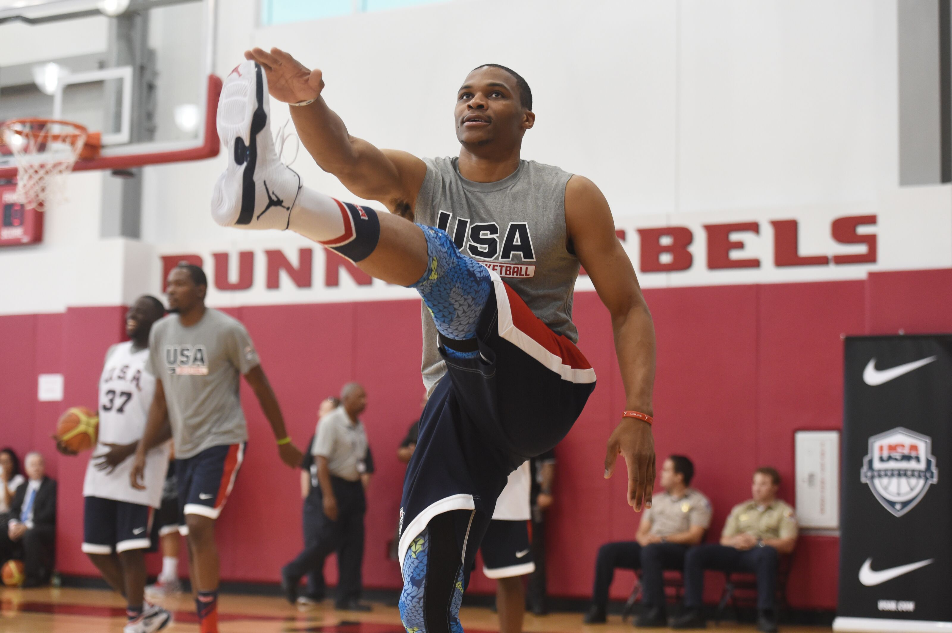 aff1ea5f759a OKC Thunder Rumors  Russell Westbrook remains undecided for Team USA mini  camp