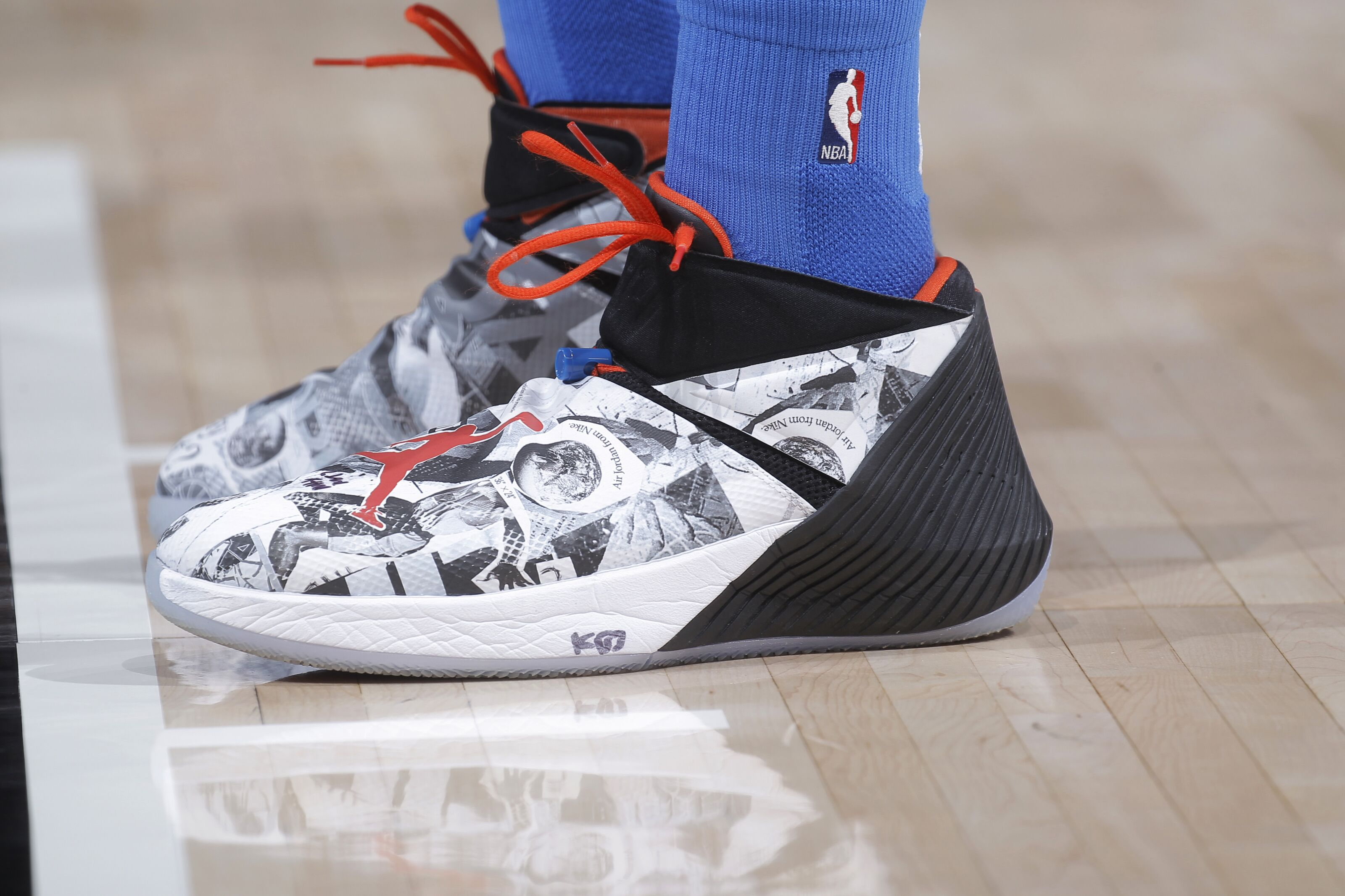 bea2ce30bf16 OKC Thunder  Top 10 Westbrook and George signature shoes of 2018 - Page 5