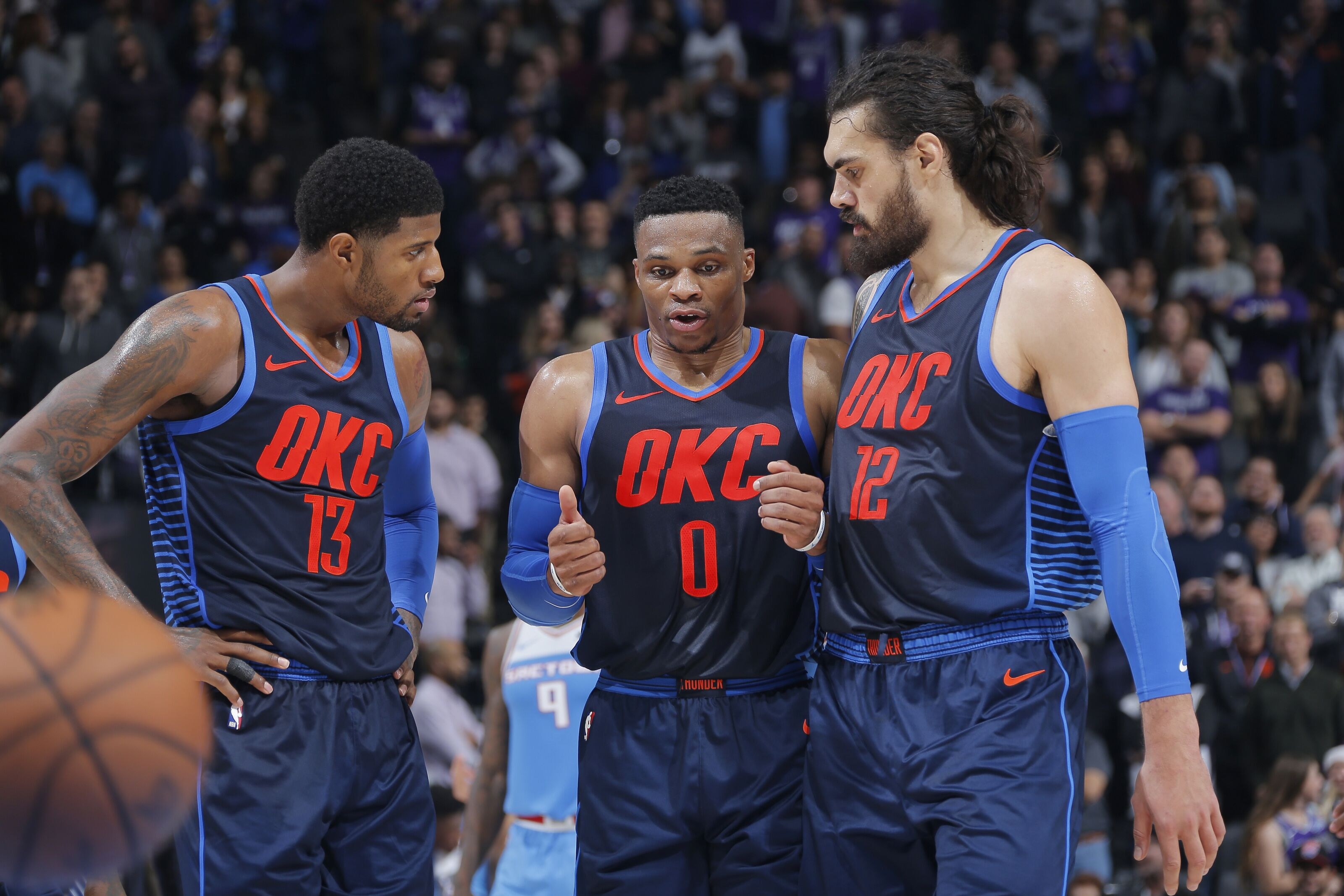 5b90599992e Four more days to vote OKC Thunder trio into All-Star Game