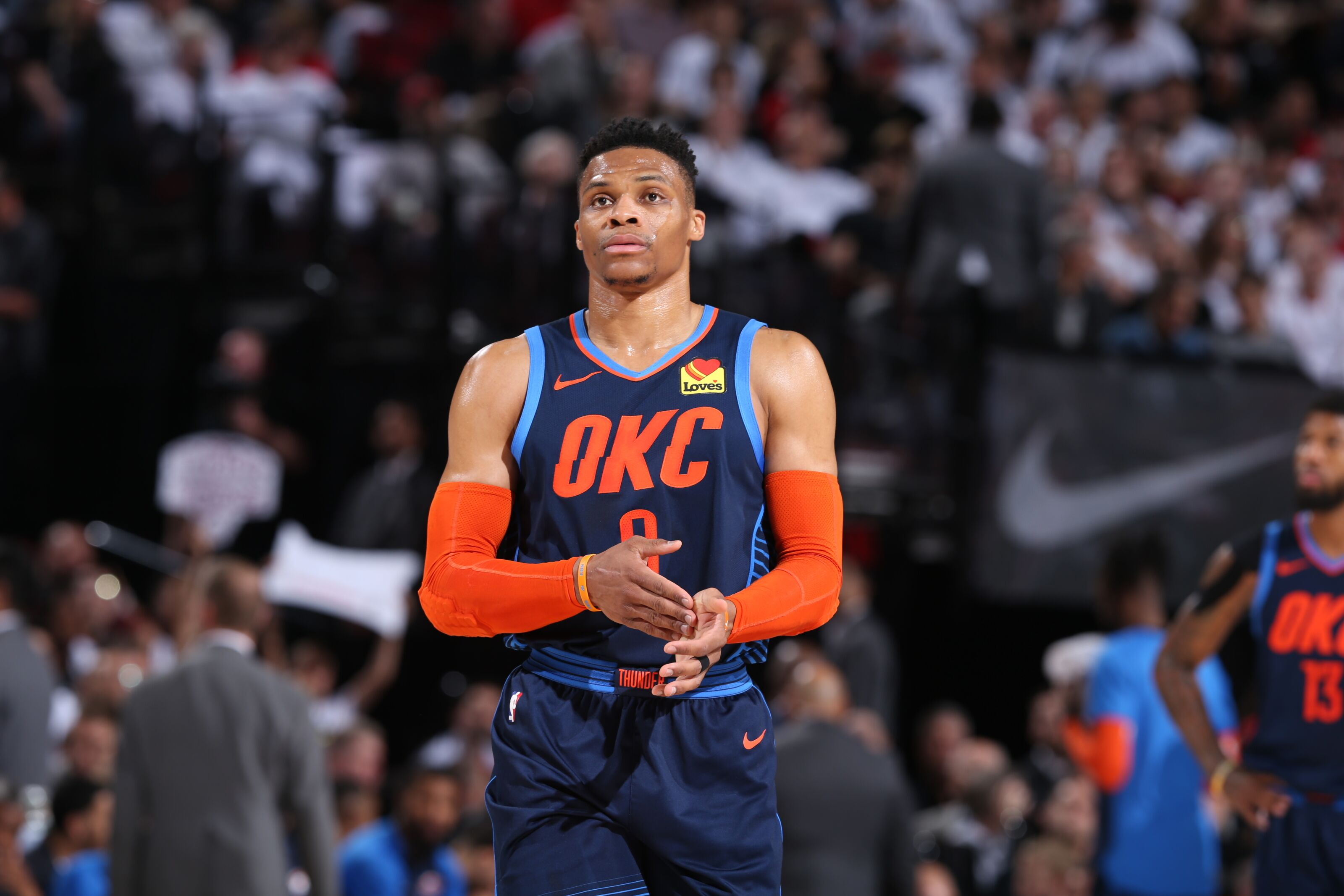 Is OKC Thunder superstar Russell Westbrook on the back end of his career?