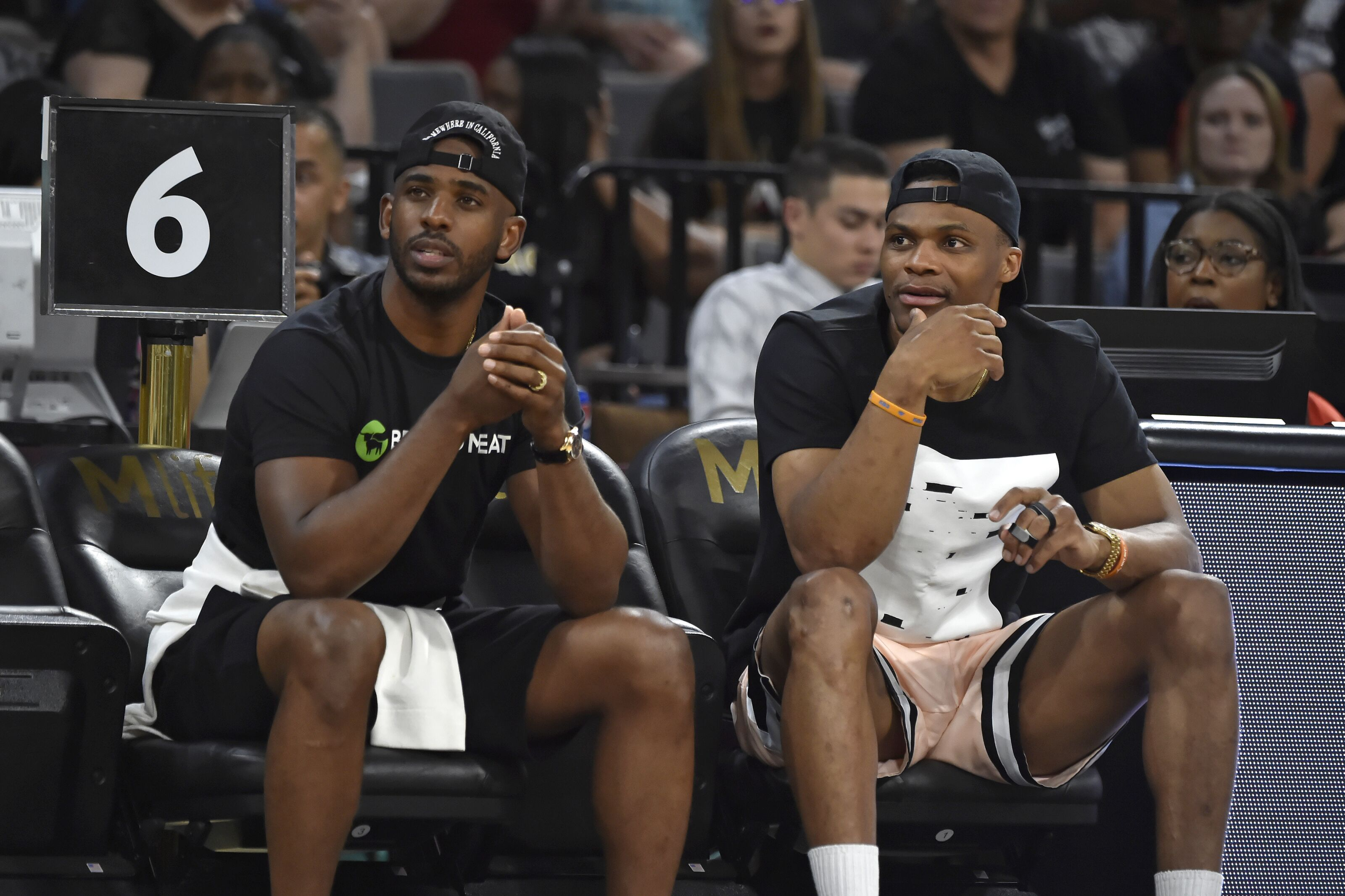 In the news: 2 takes on how Russell Westbrook – Chris Paul switch affects their new squads