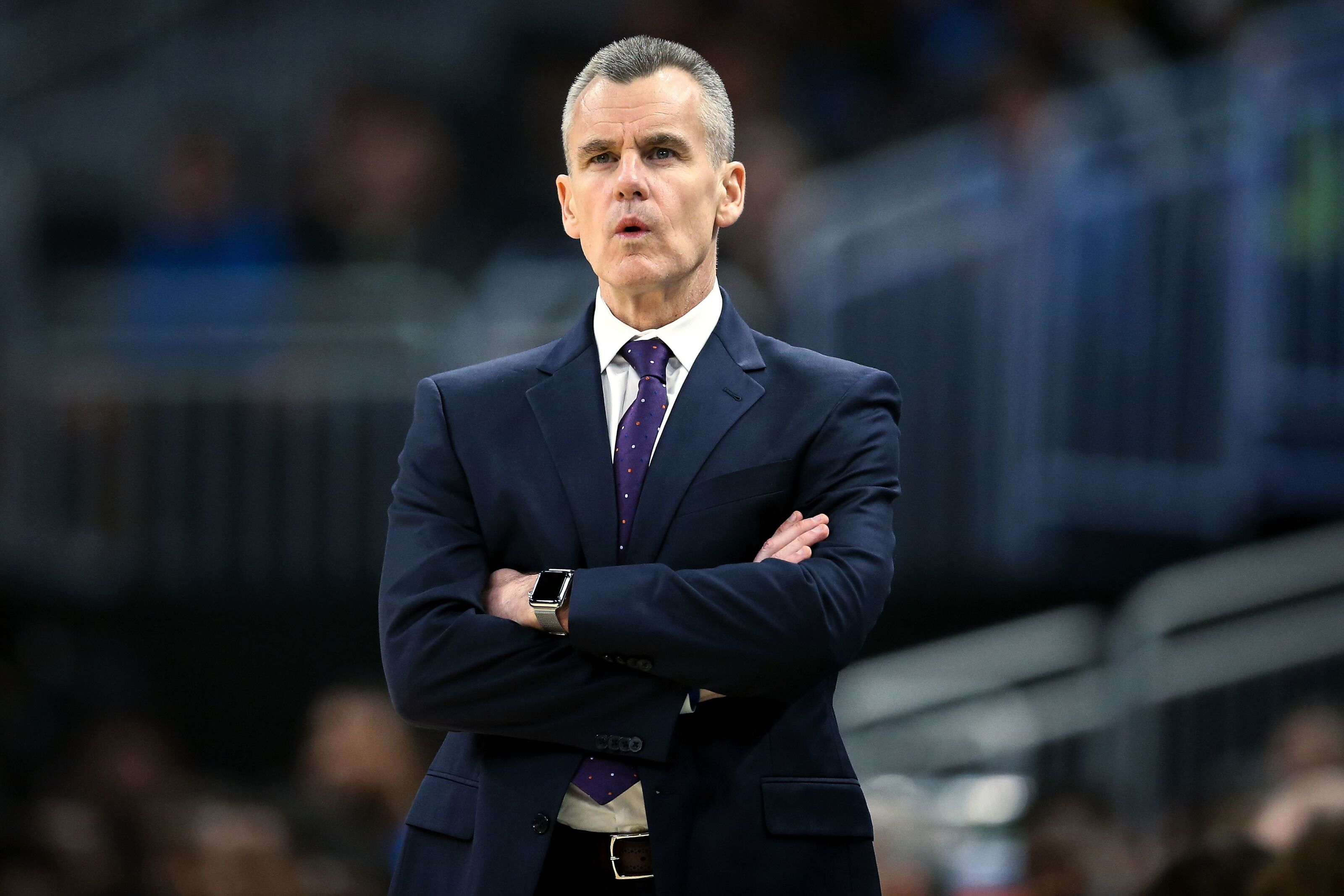 billy donovan - photo #4