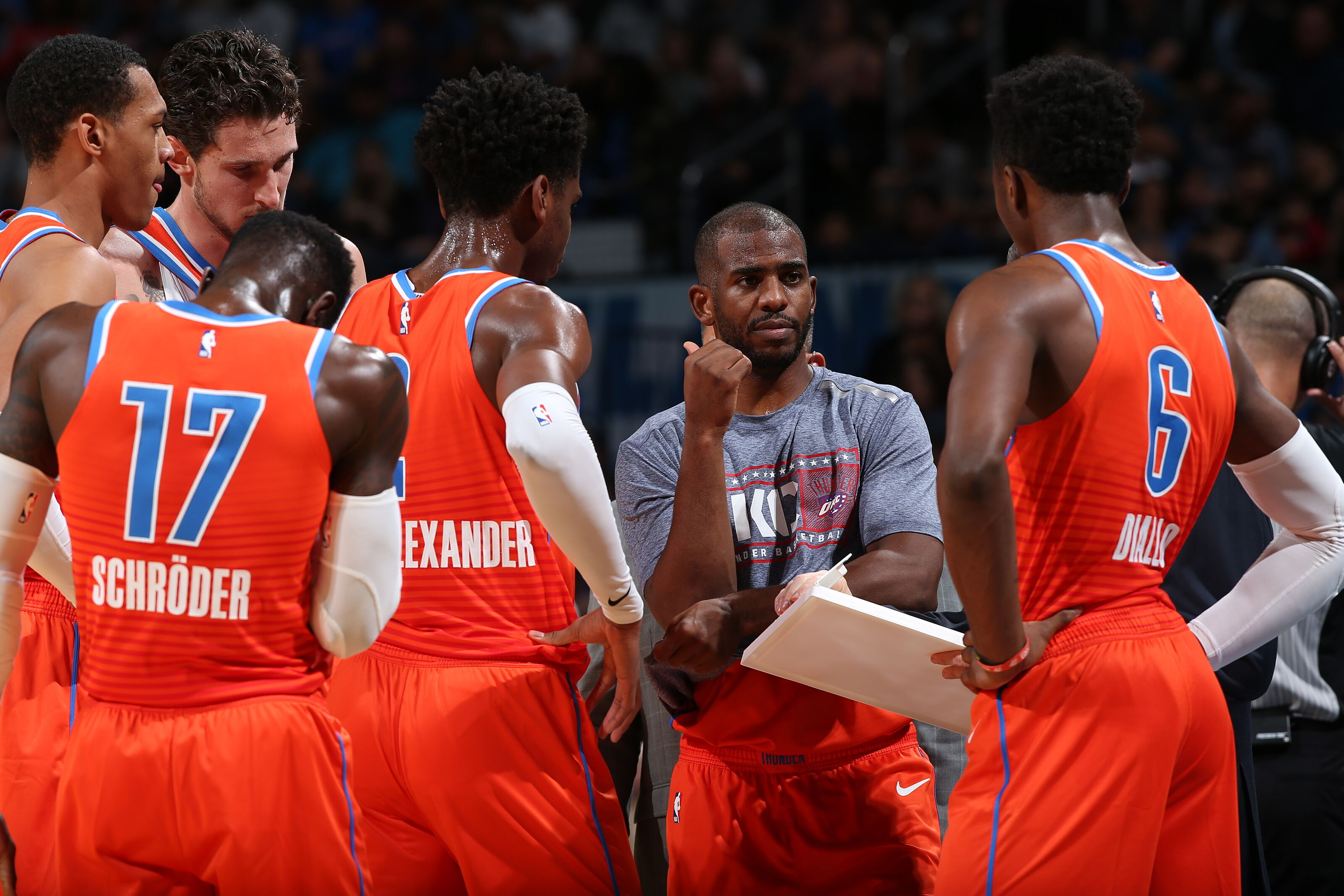 Why The Okc Thunder Shouldn T Trade Before The Deadline