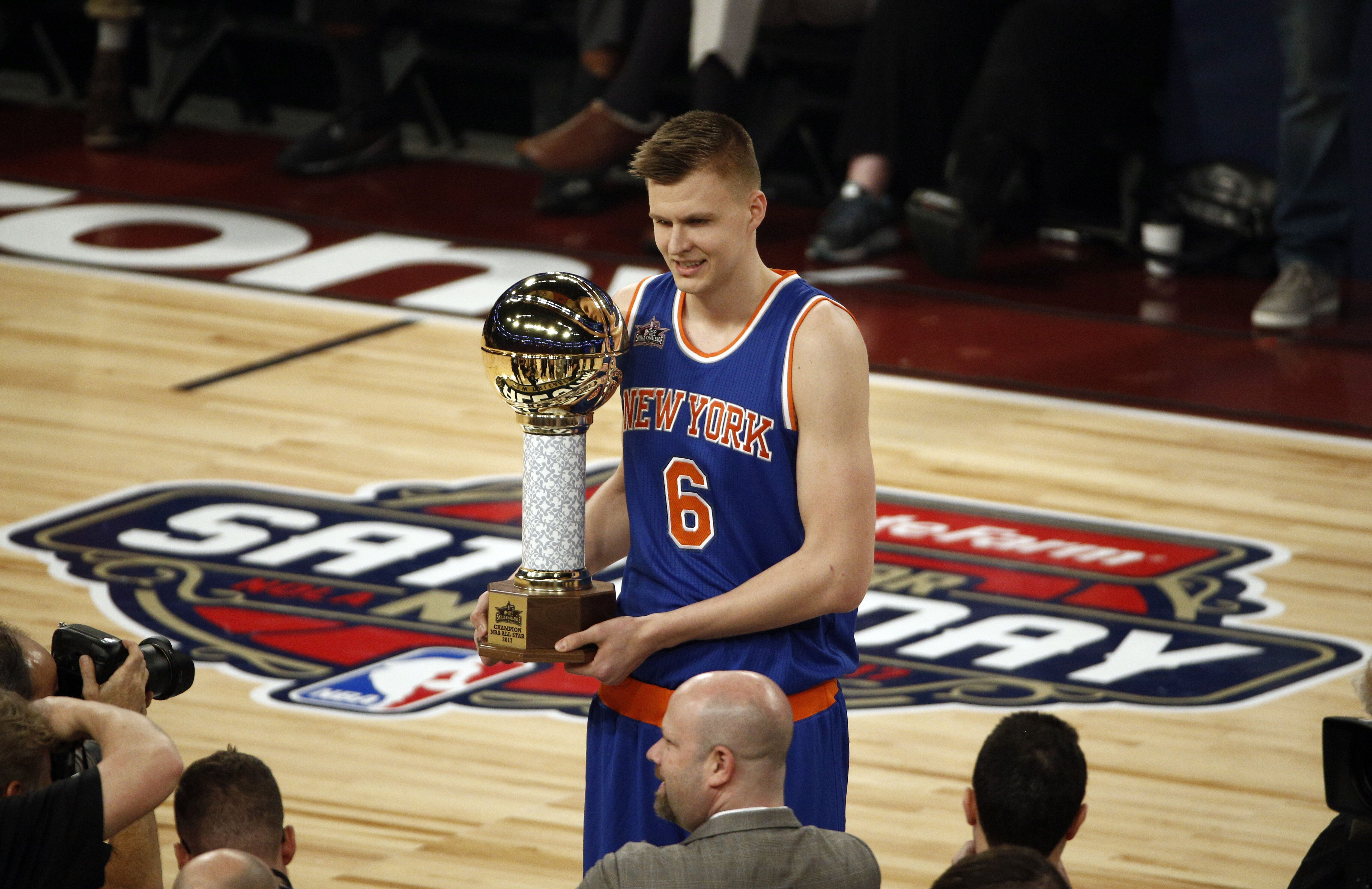 NBA All-Star 2017 Taco Bell Skills Challenge Results and ...