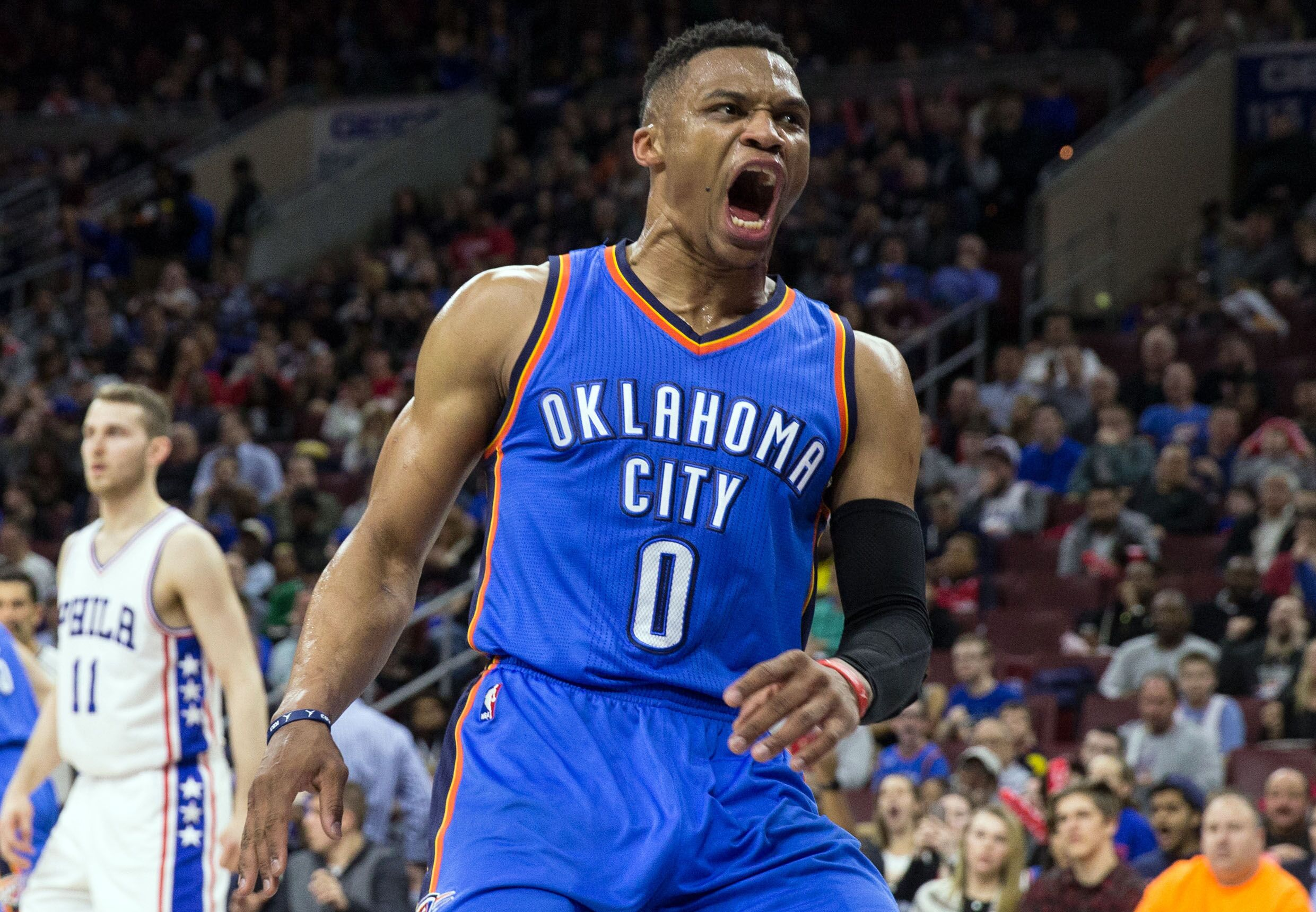 Russell Westbrook Top 10 list from historic triple-double season