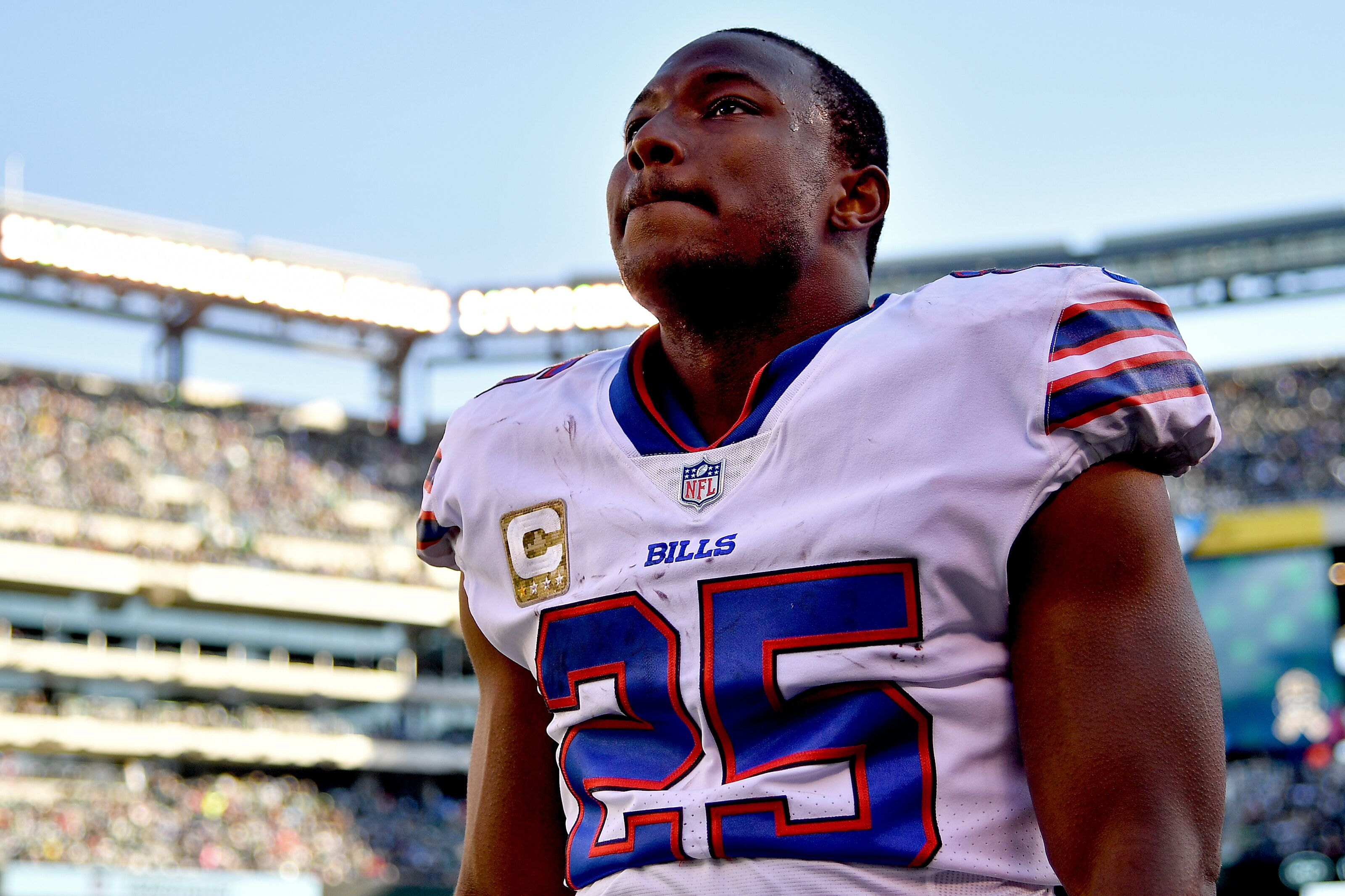 91c59904a49 Buffalo Bills  Looking to the future with LeSean McCoy