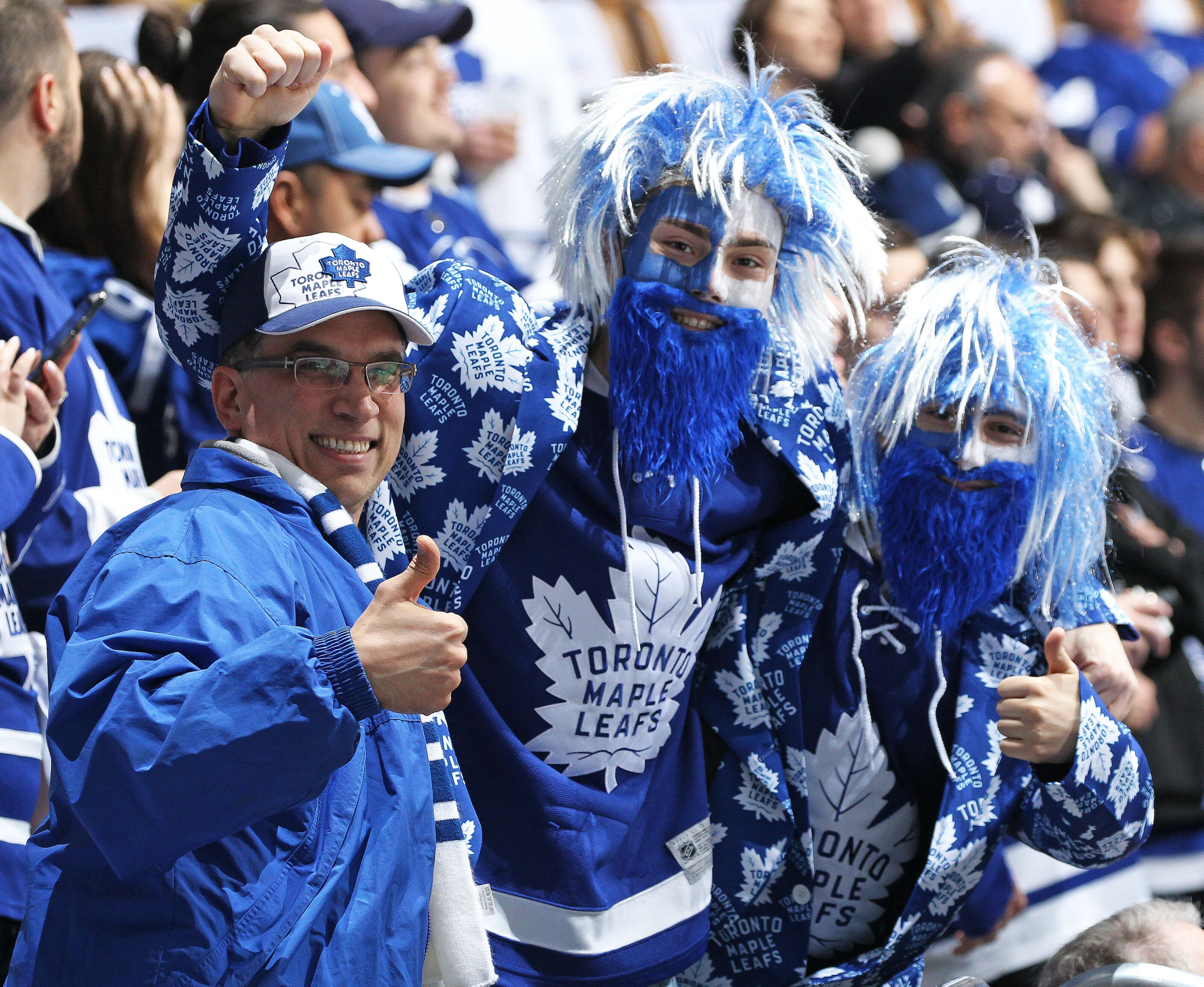 Toronto Maple Leafs ranked too low on FanSided 250