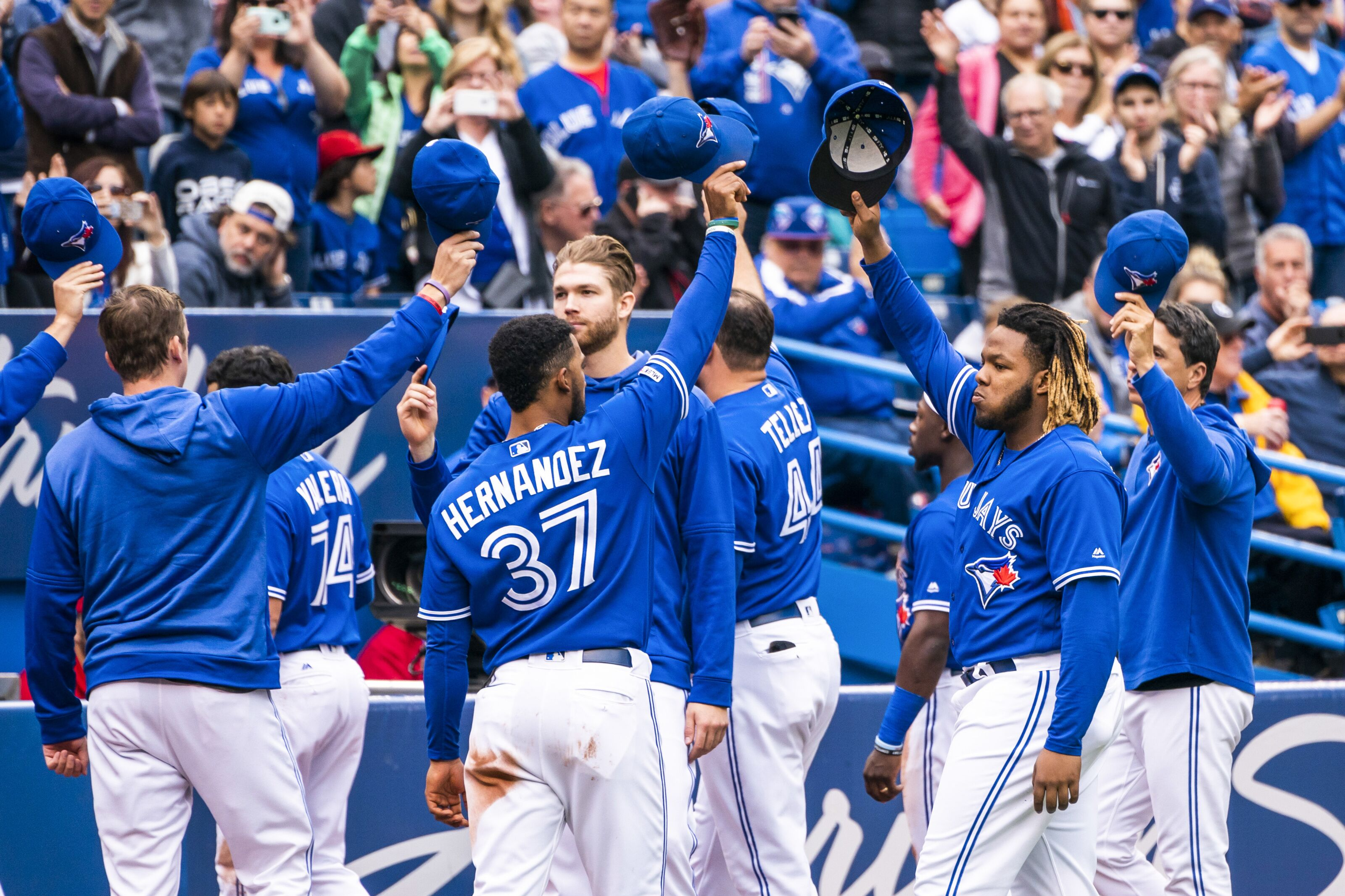 Toronto Blue Jays: Previewing the potential 2020 opening day roster