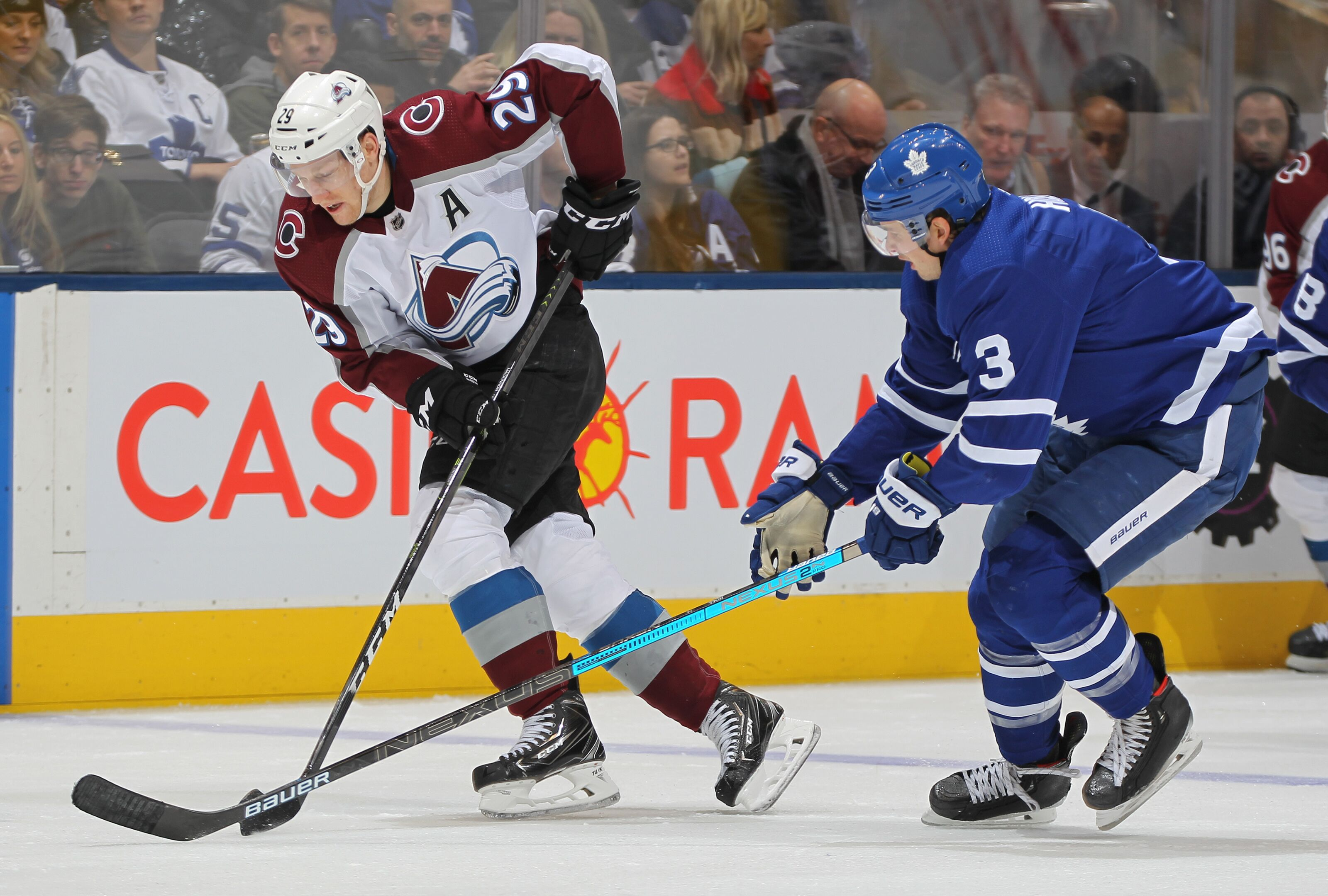 Toronto Maple Leafs: Don't get worked up about Nathan MacKinnon's comments