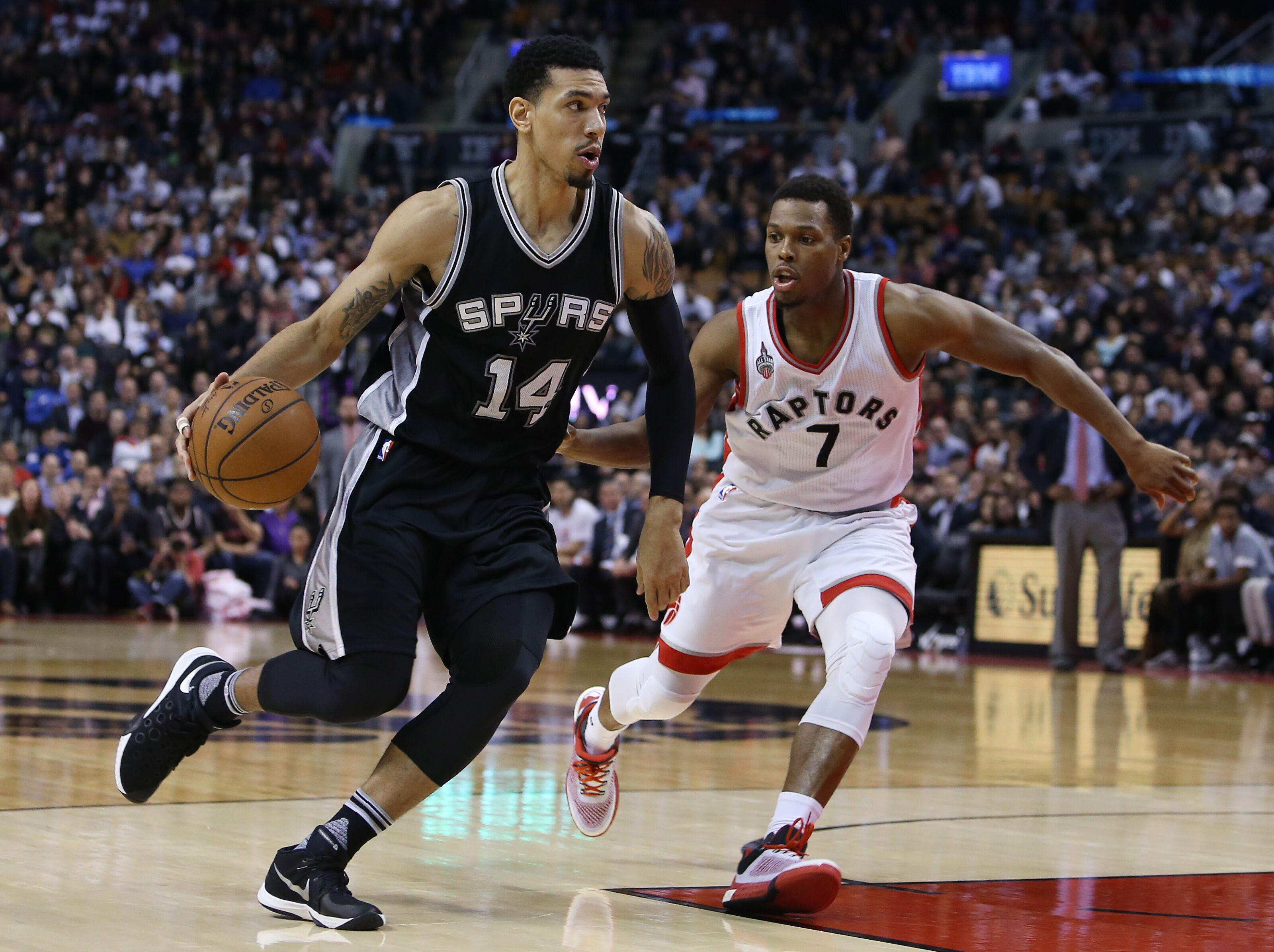 380a7934787 Toronto Raptors  7 facts about new addition Danny Green
