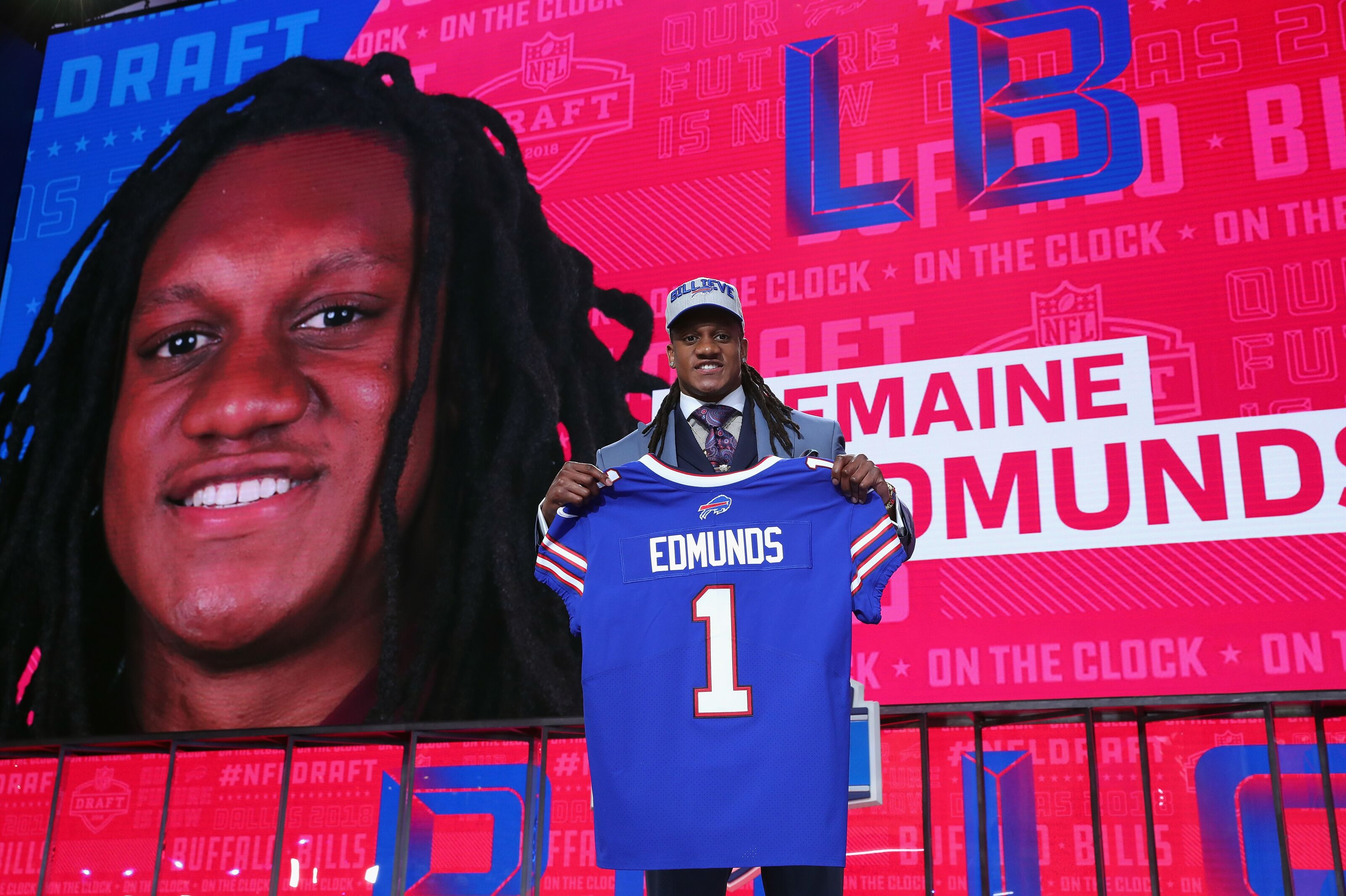 buffalo bills tremaine edmunds ready     impact