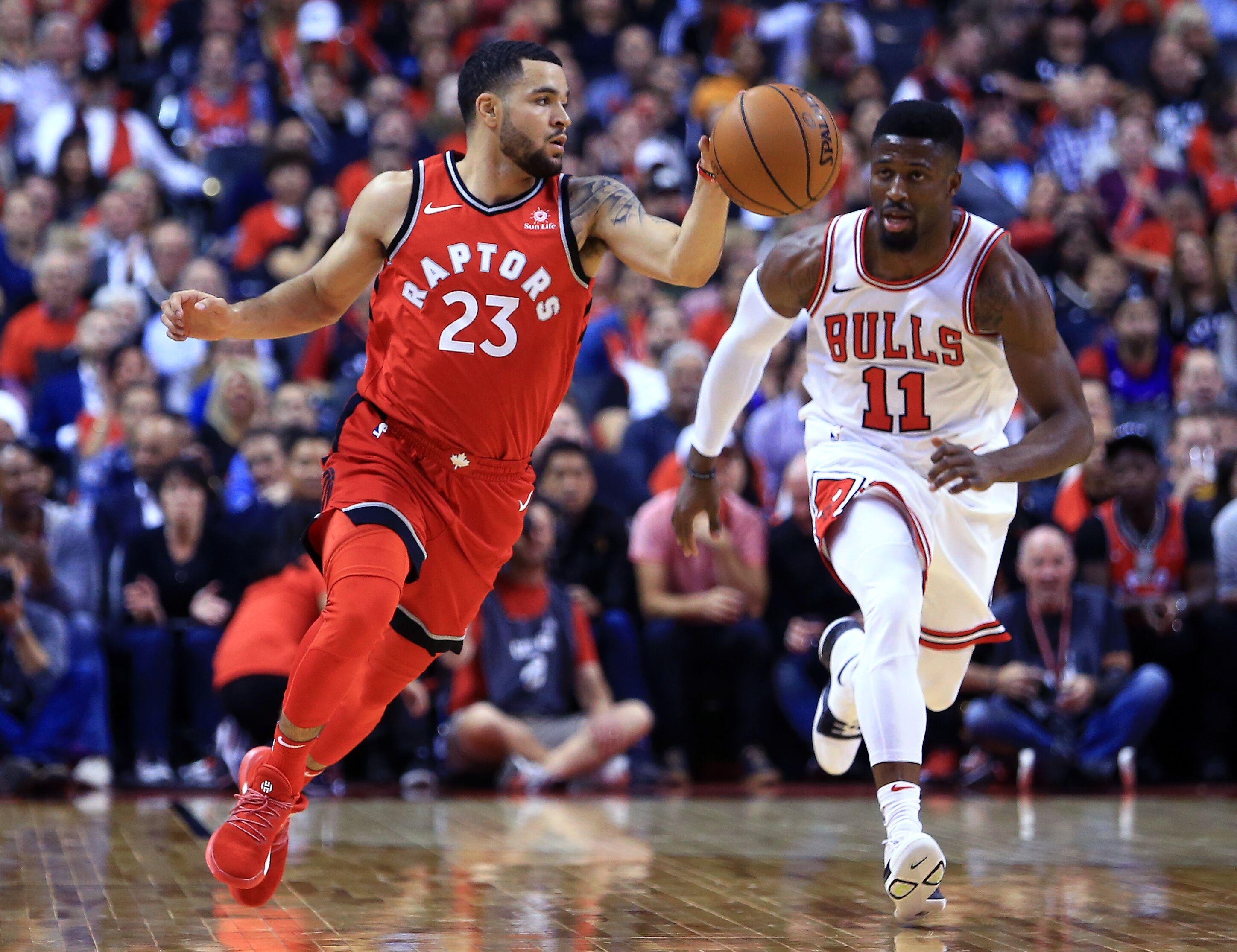 Toronto Raptors: Toronto Raptors: Fred VanVleet Becoming The Unofficial